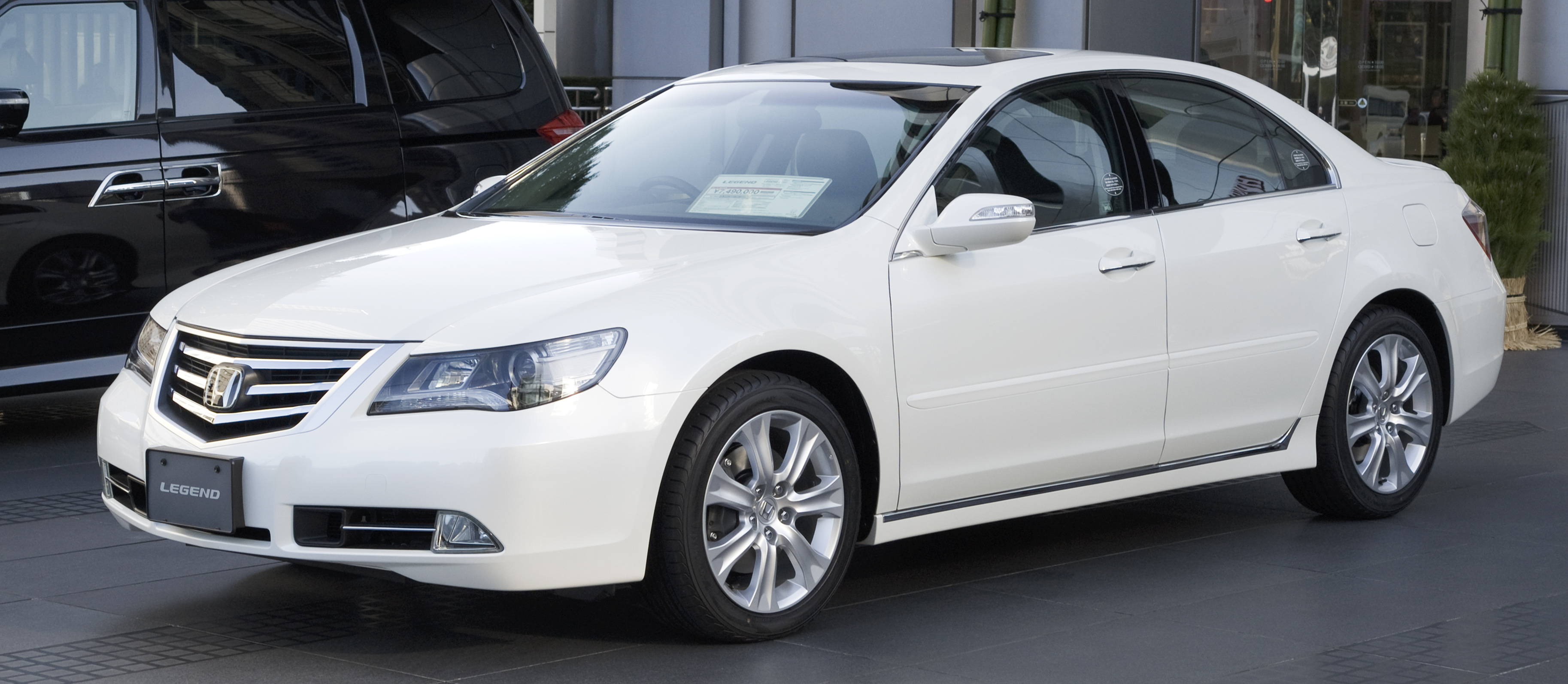 honda legend iv (kb1) 2010 models #1