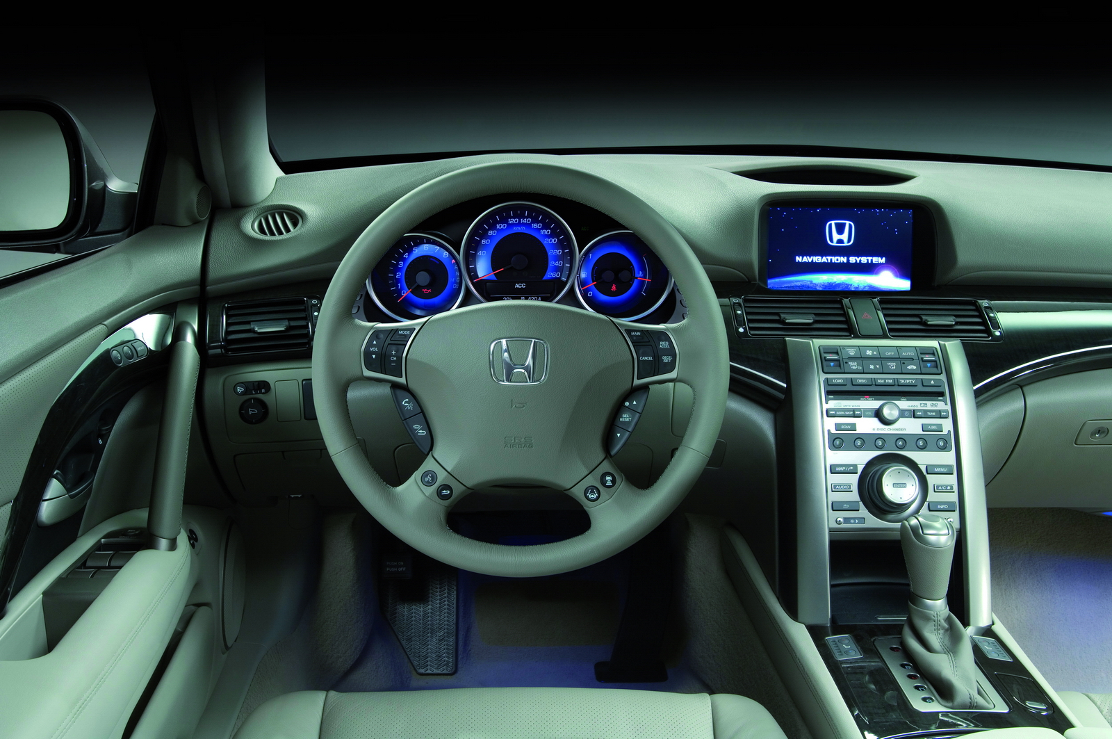 honda legend iv (kb1) 2010 models #9