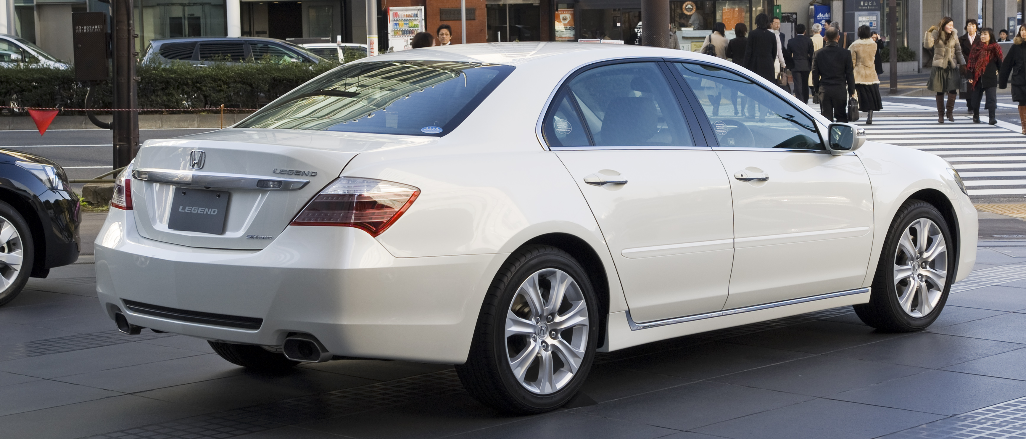 honda legend iv (kb1) 2010 wallpaper #3