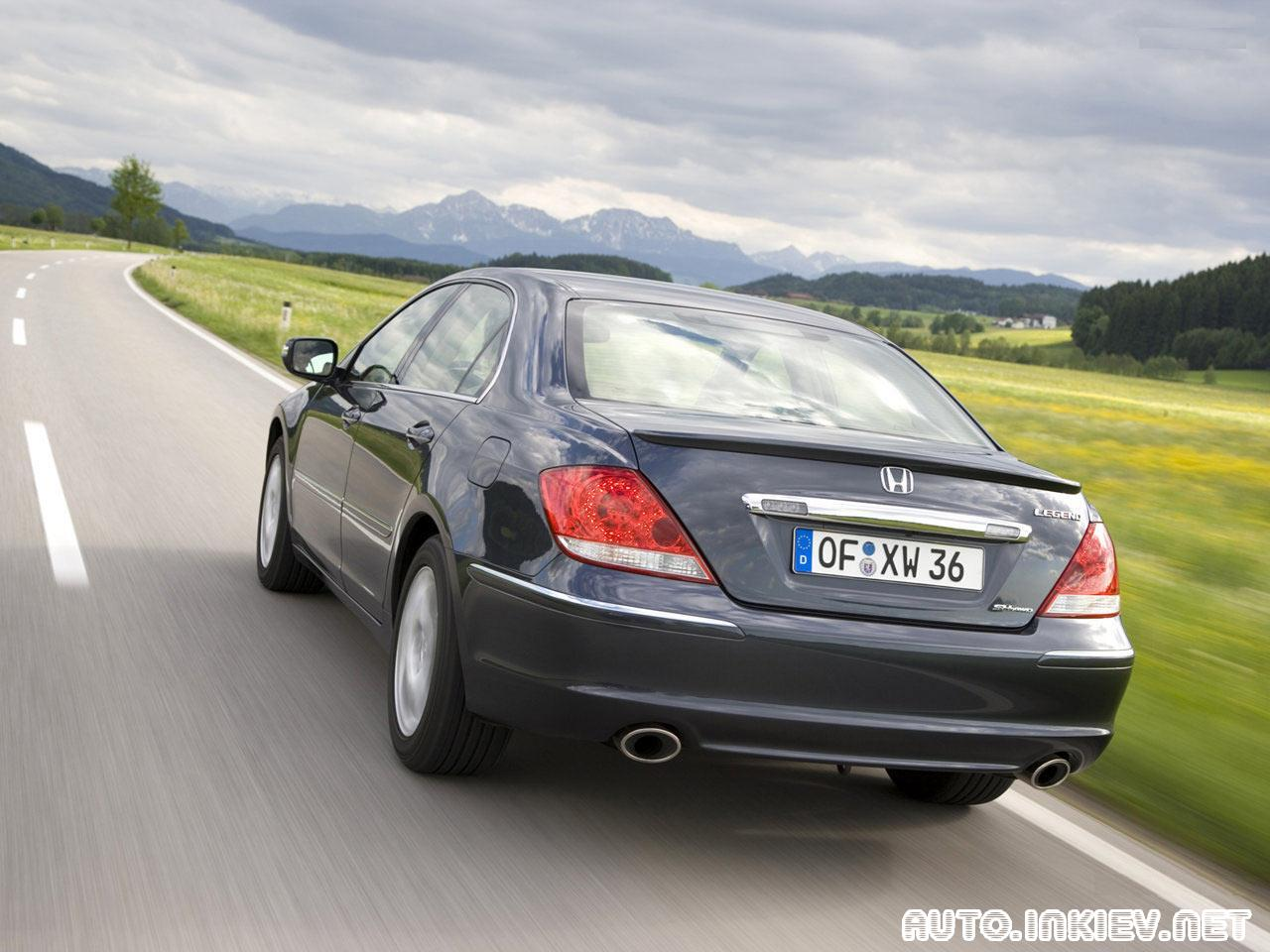 honda legend iv (kb1) 2010 wallpaper #11
