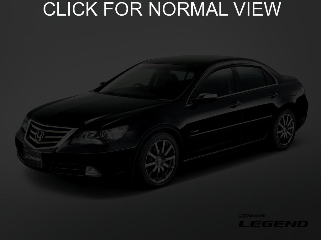 honda legend seriess