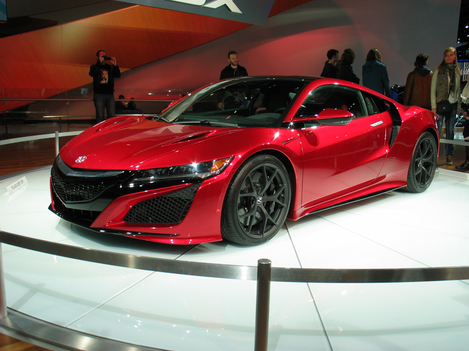 2000 Honda Nsx cabrio (na) - pictures, information and ...