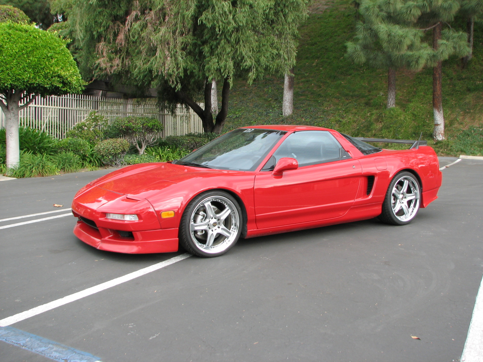 1996 Honda Nsx coupe (na) – pictures, information and specs - Auto ...