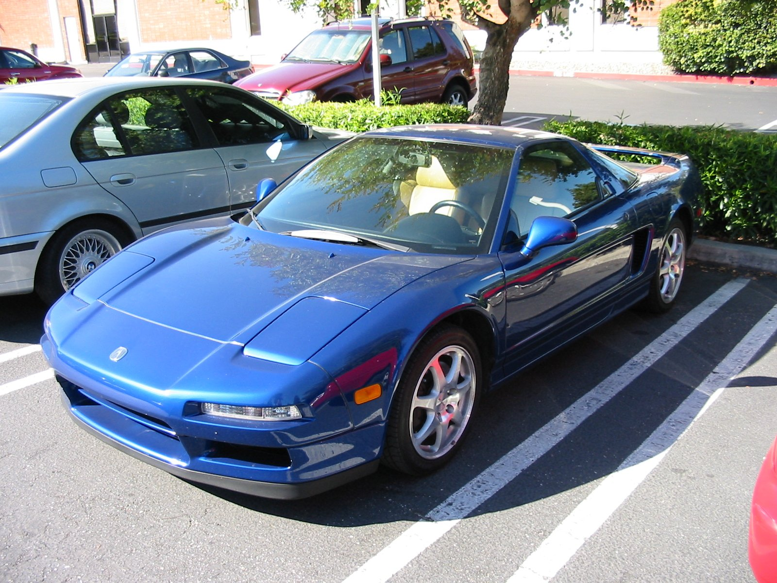 honda nsx coupe (na) 2003 pictures