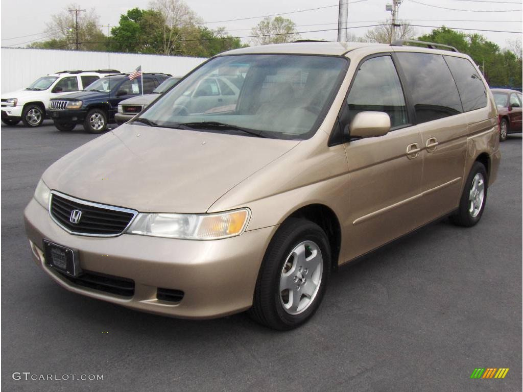 2001 Honda Odyssey Ii Pictures Information And Specs Auto
