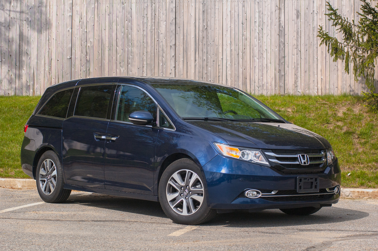 2011 Honda Odyssey Iii Pictures Information And Specs