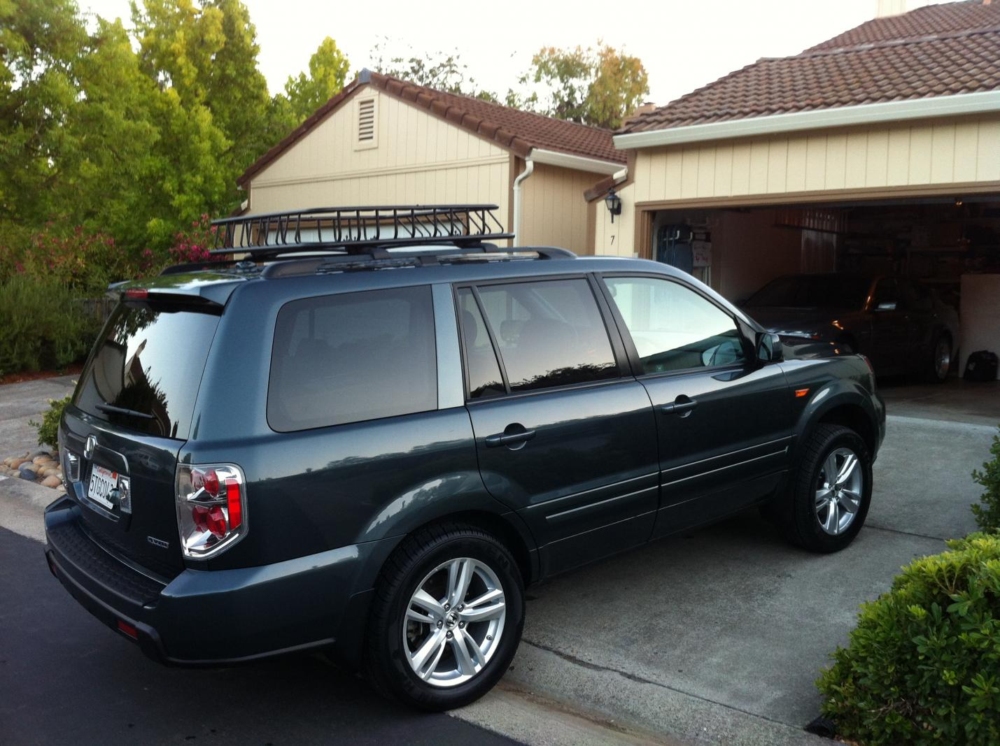 2002 Honda Pilot Pictures Information And Specs Auto