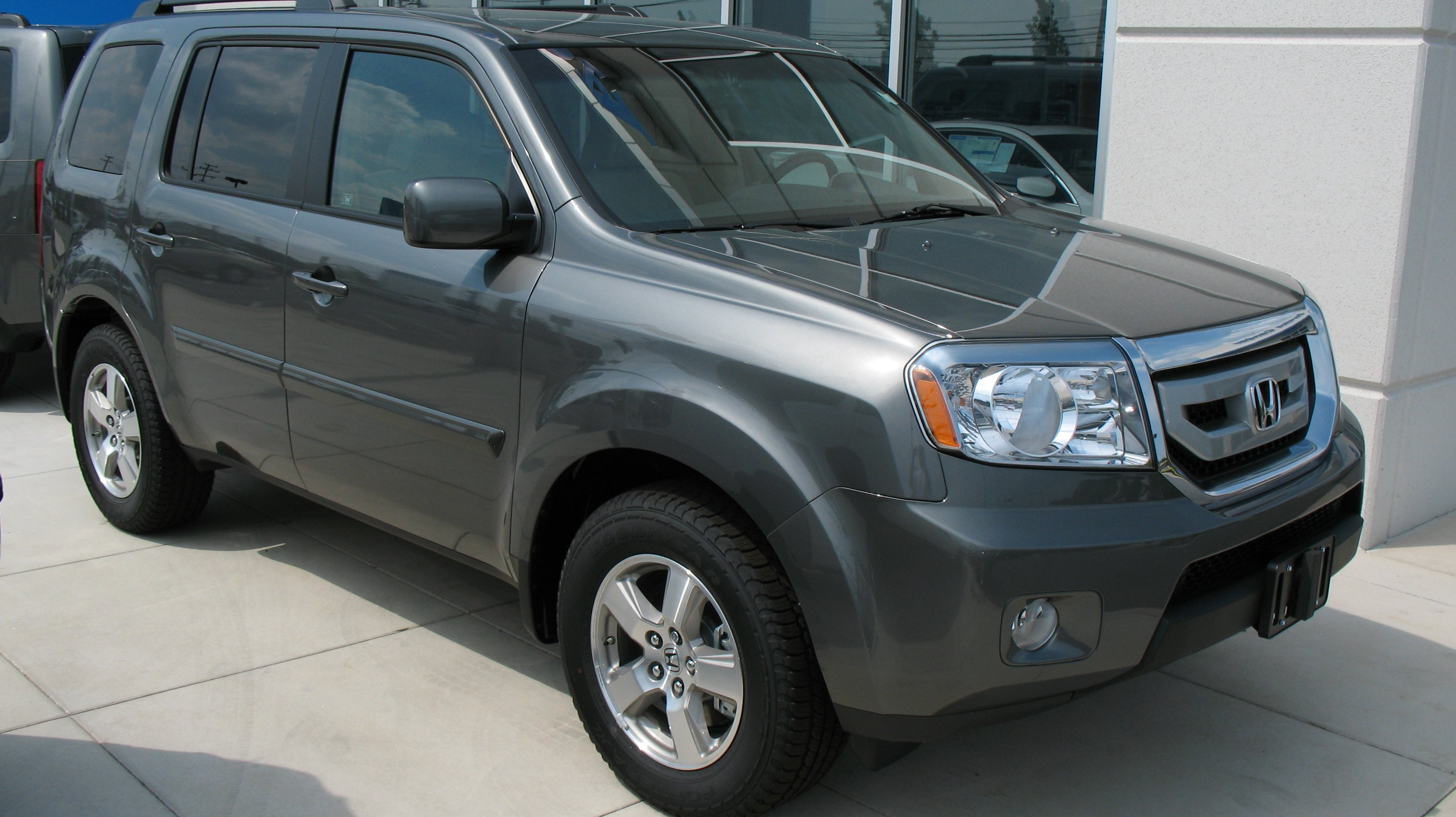 2008 Honda Pilot ii  pictures information and specs  Auto