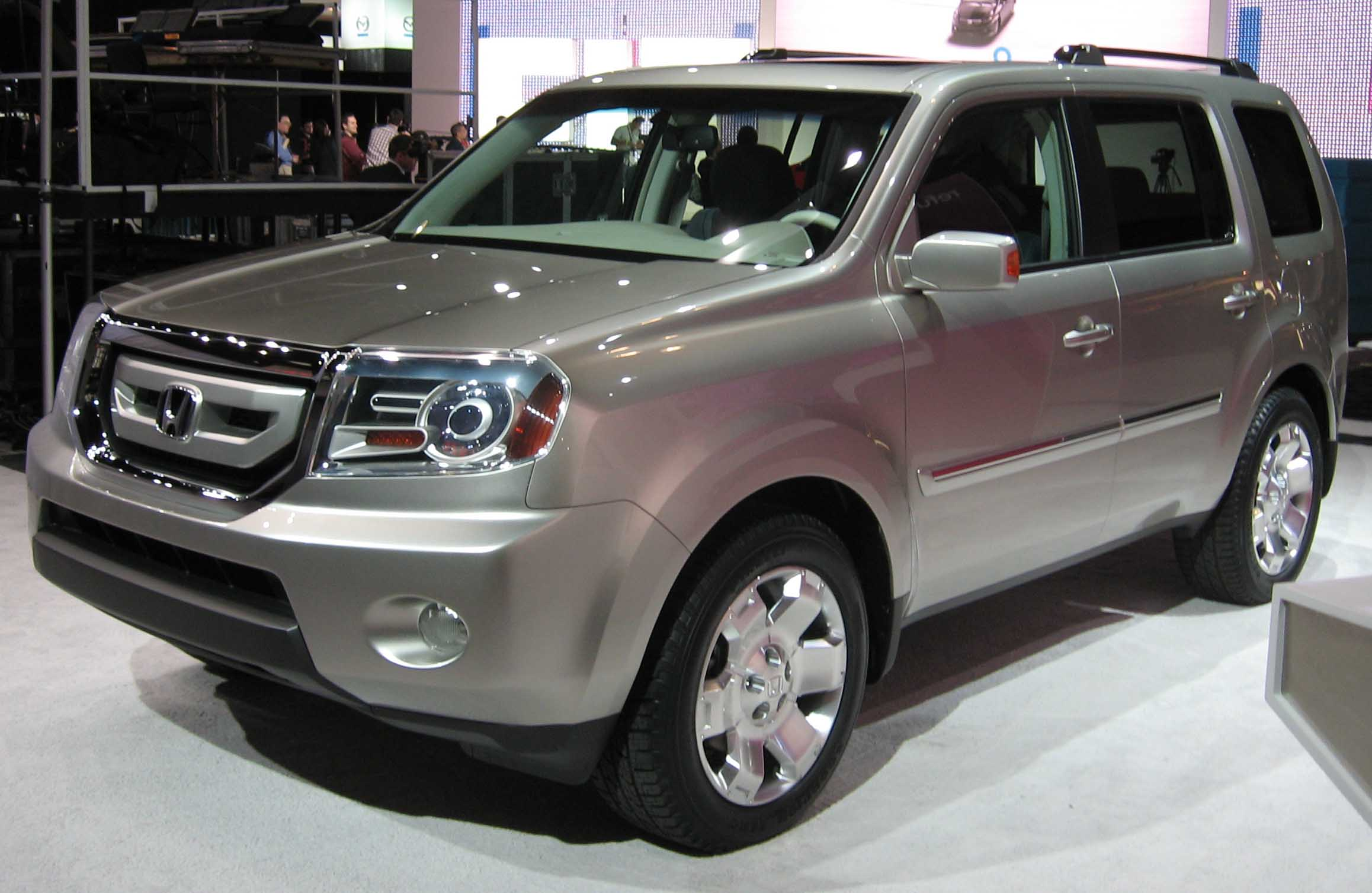 2009 Honda Pilot ii - pictures, information and specs ...