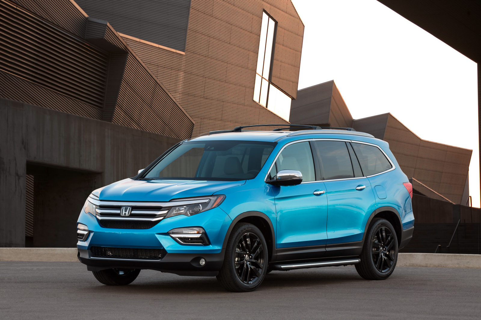 2016 Honda Pilot Ii Pictures Information And Specs Auto Database Com