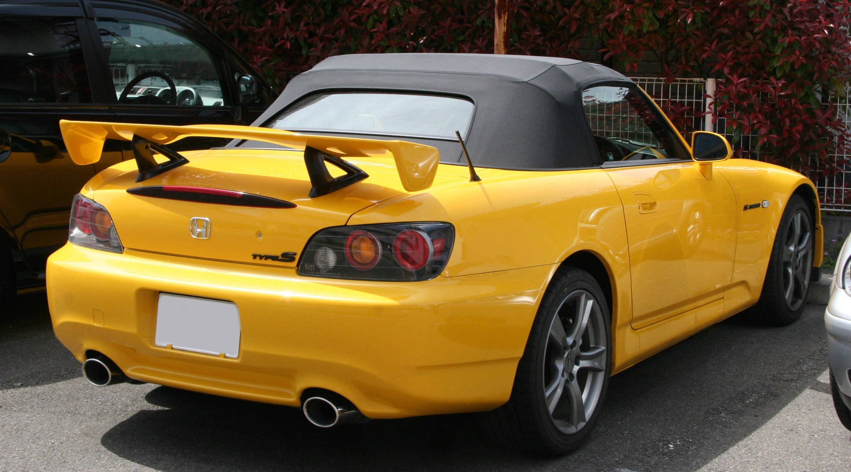2010 Honda S2000 Pictures Information And Specs Auto