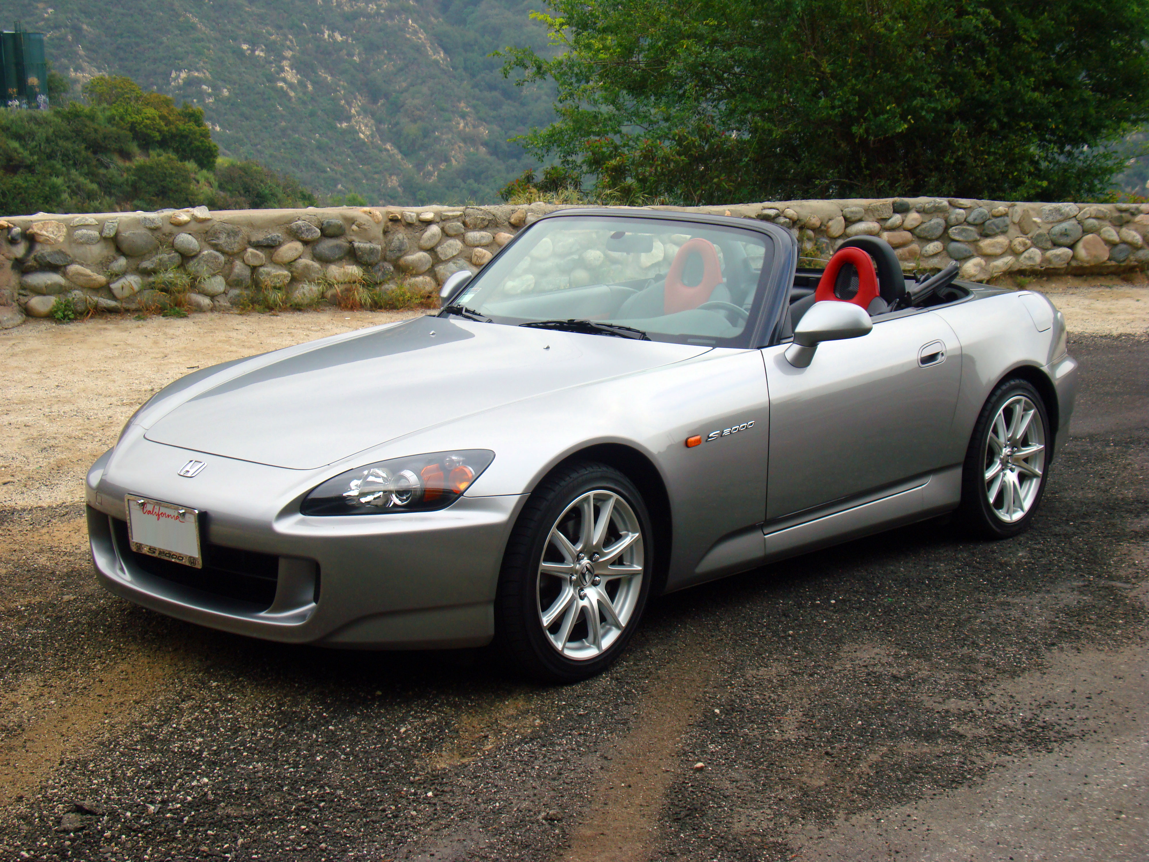 honda s2000 pictures #1