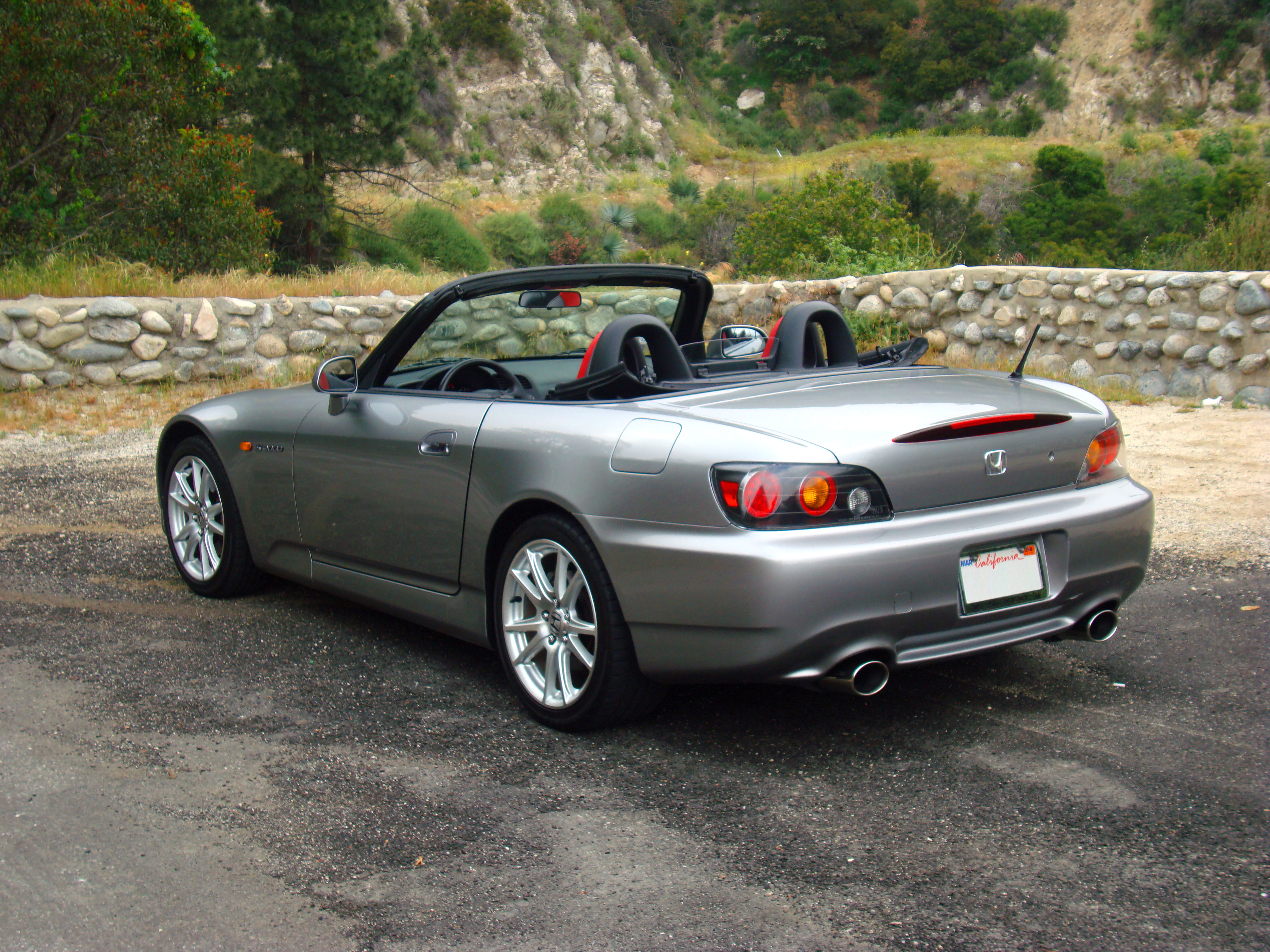 honda s2000 pictures #9