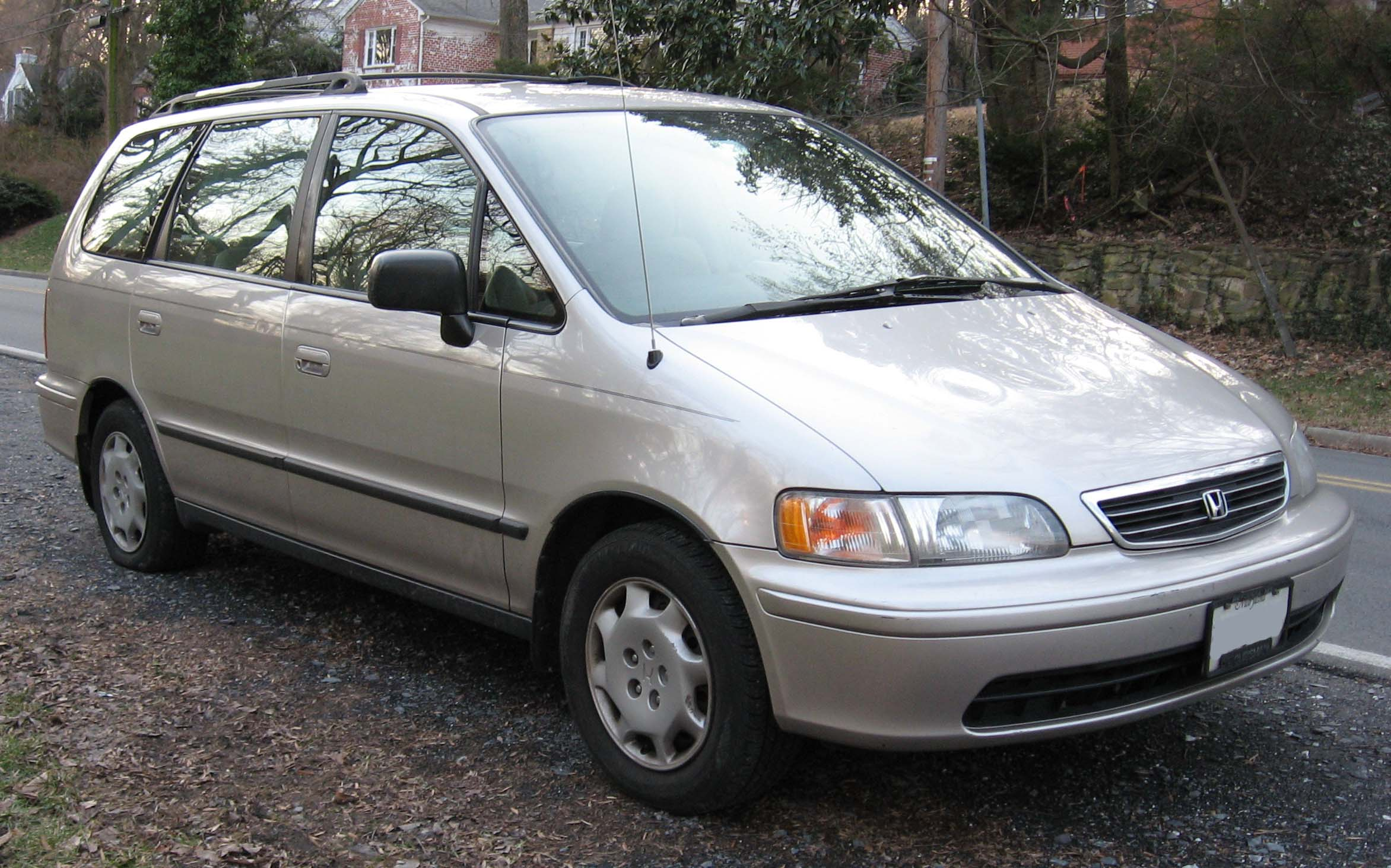 honda shuttle 2001 models