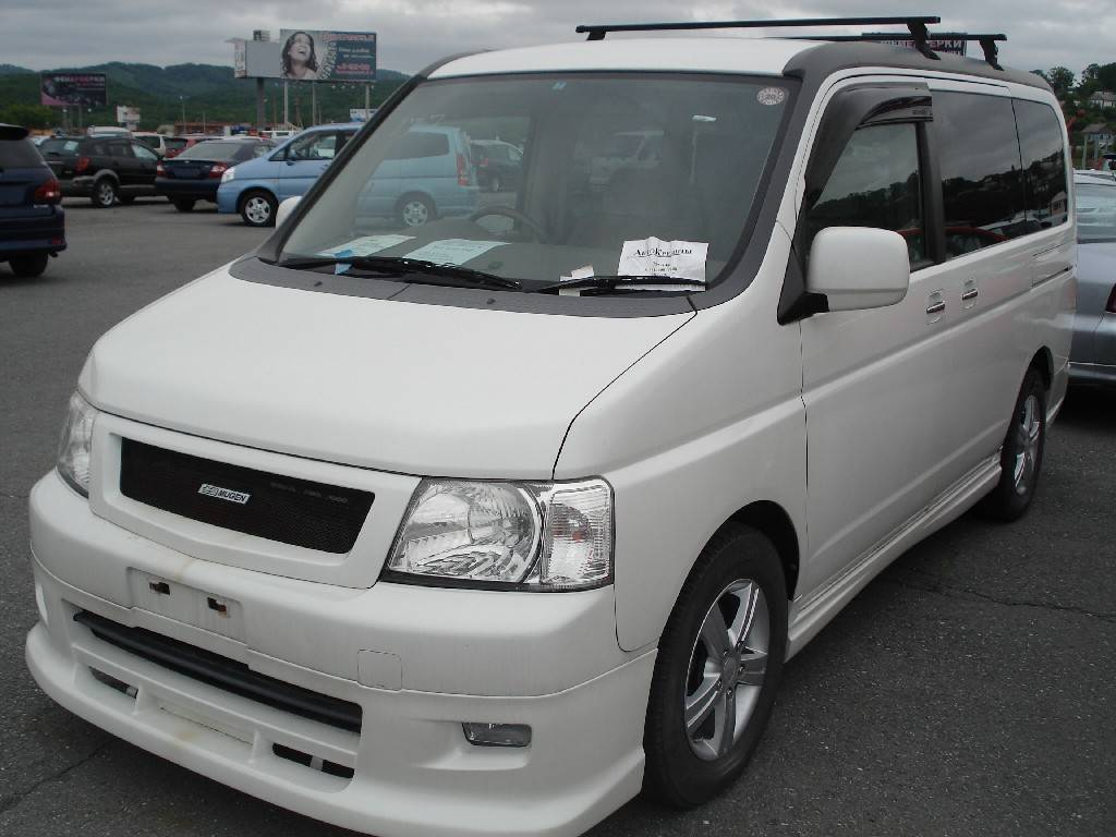 1997 Honda Stepwgn (rf) - pictures, information and specs ...
