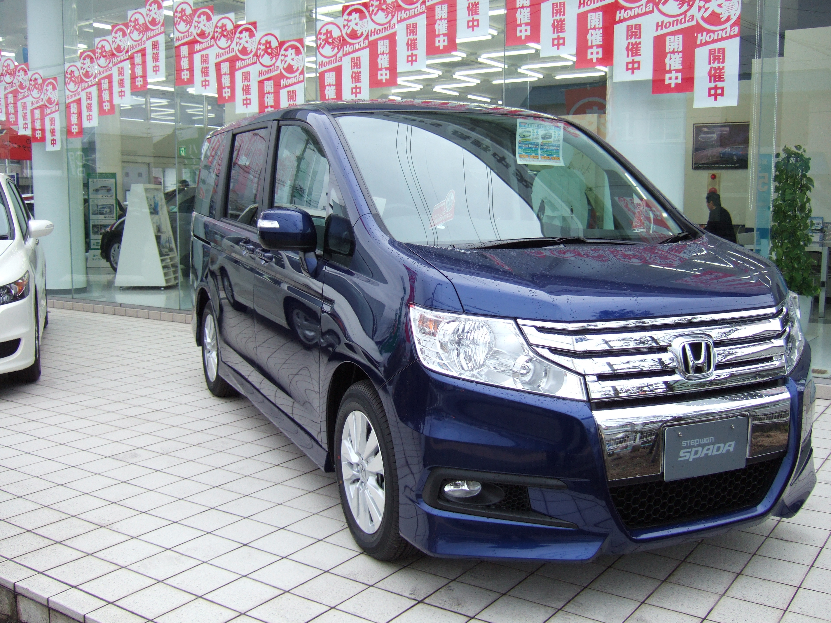 2004 Honda Stepwgn (rf) - pictures, information and specs - Auto-Database.com