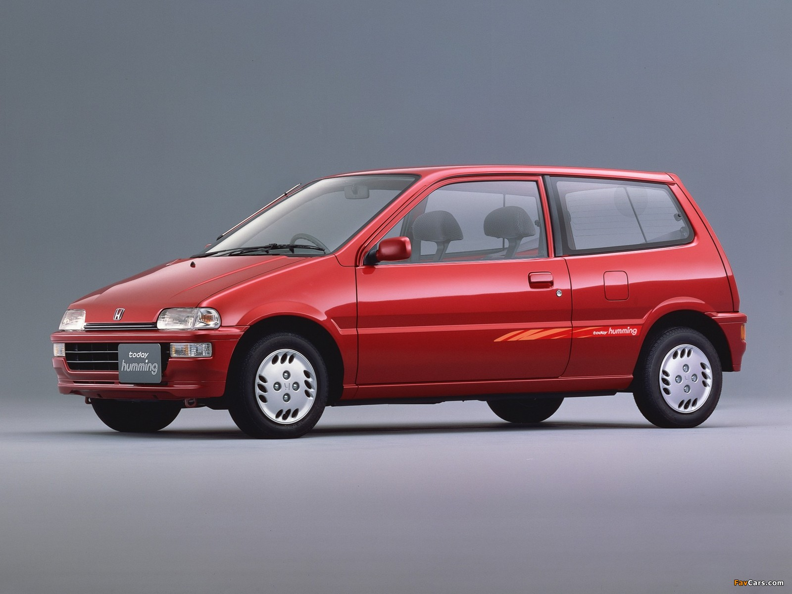 honda today 1994 pictures