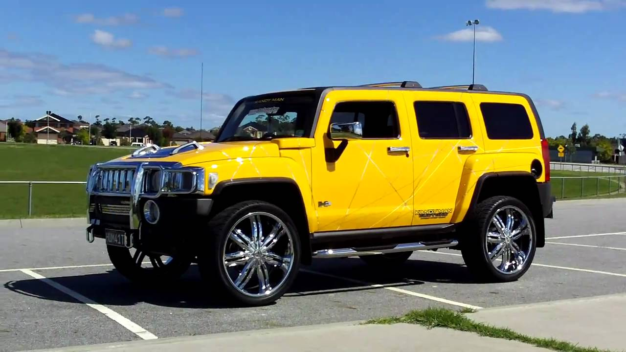 Hummer H13 – pictures, information and specs - Auto-Database.com | h3 hummer 2015