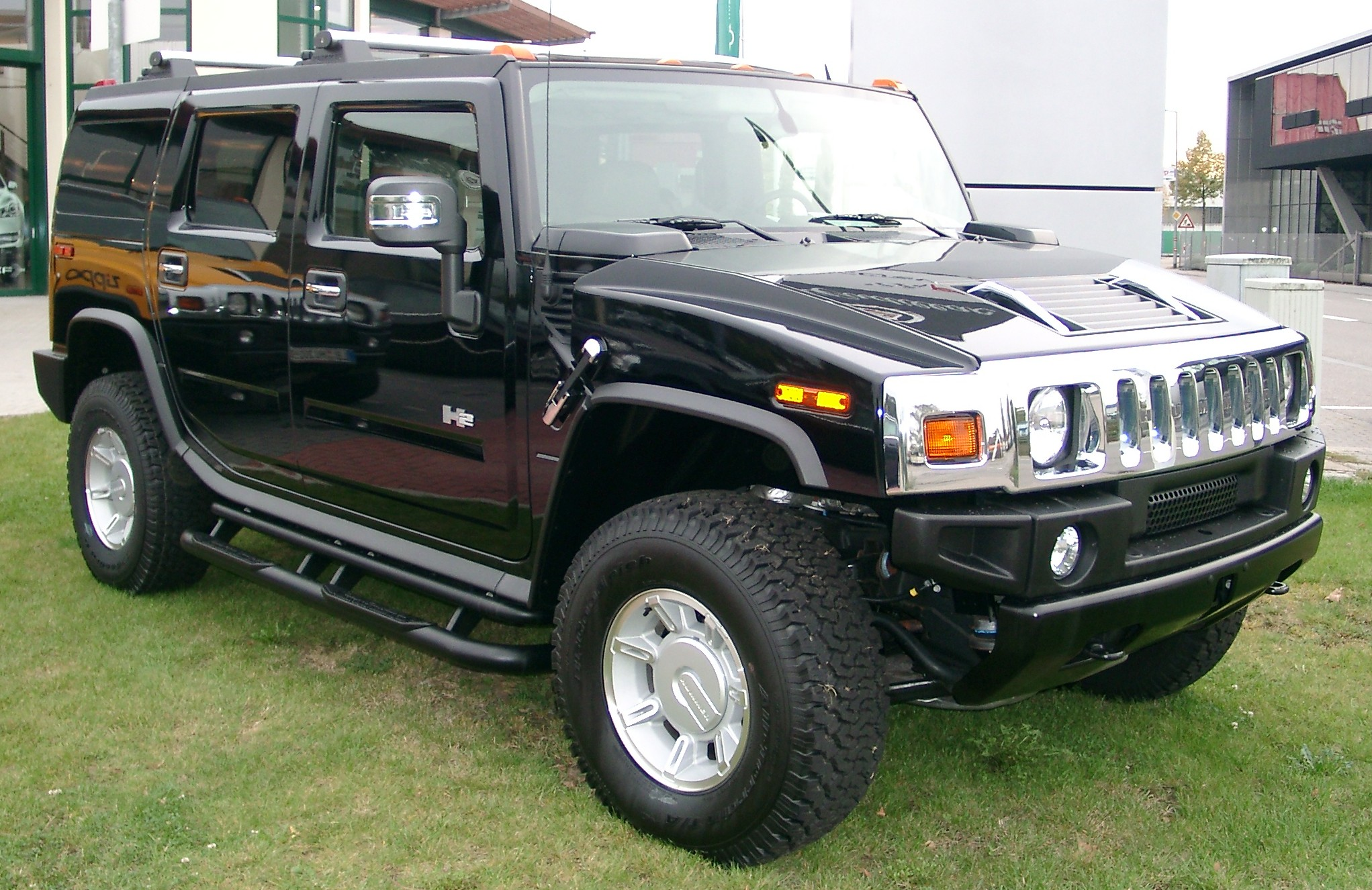hummer pictures #1