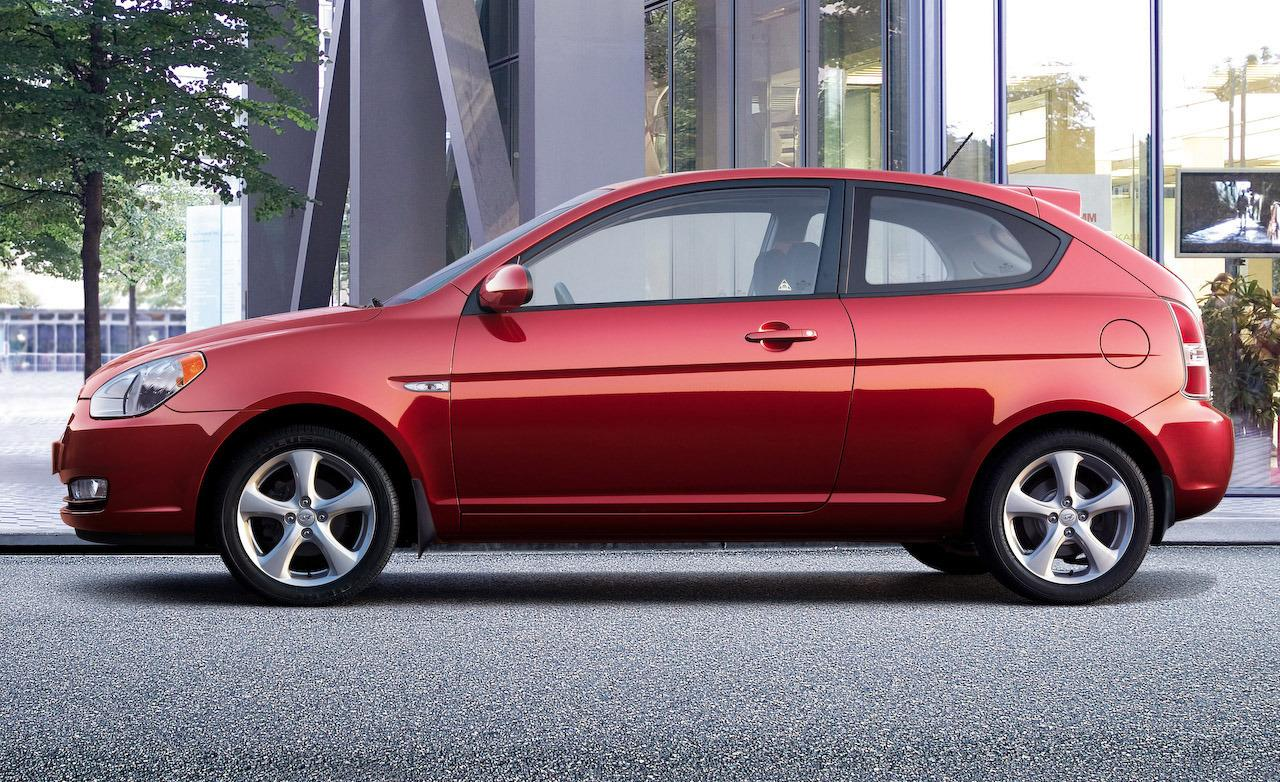 2009 Hyundai Accent iii – pictures, information and specs - Auto