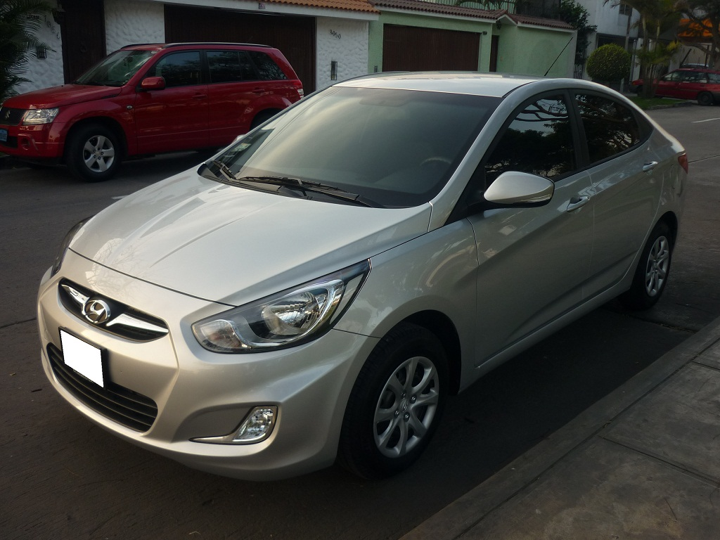 2011 Hyundai Accent Iii Pictures Information And Specs