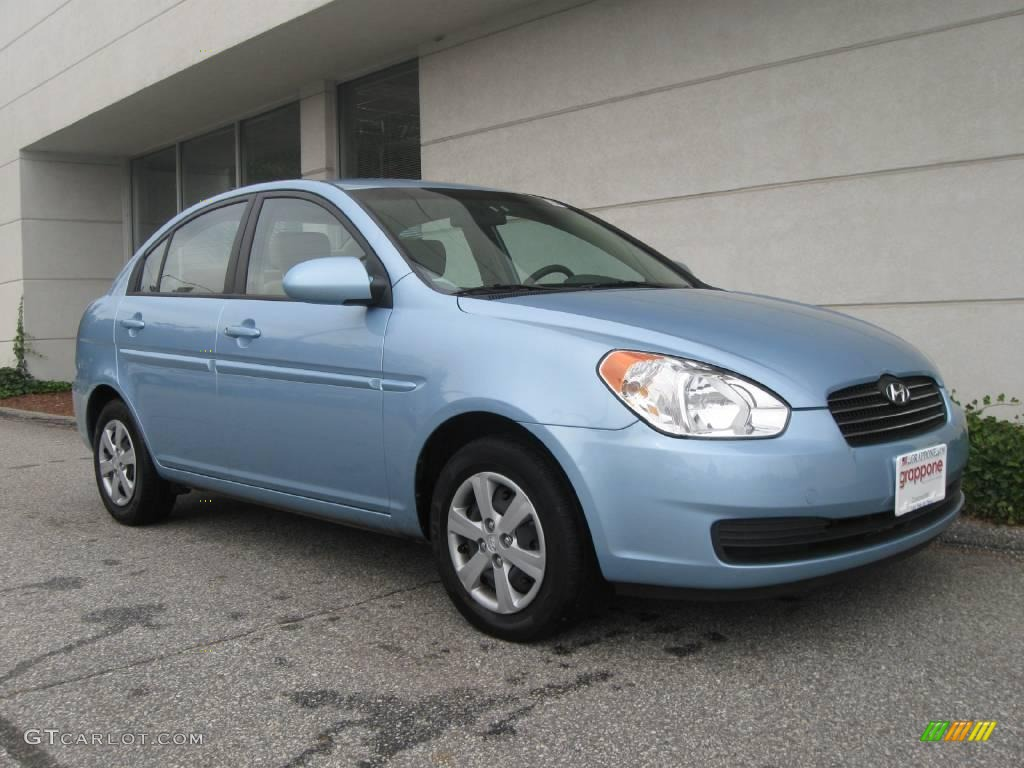 2008 Hyundai Accent Iii Sedan Pictures Information And