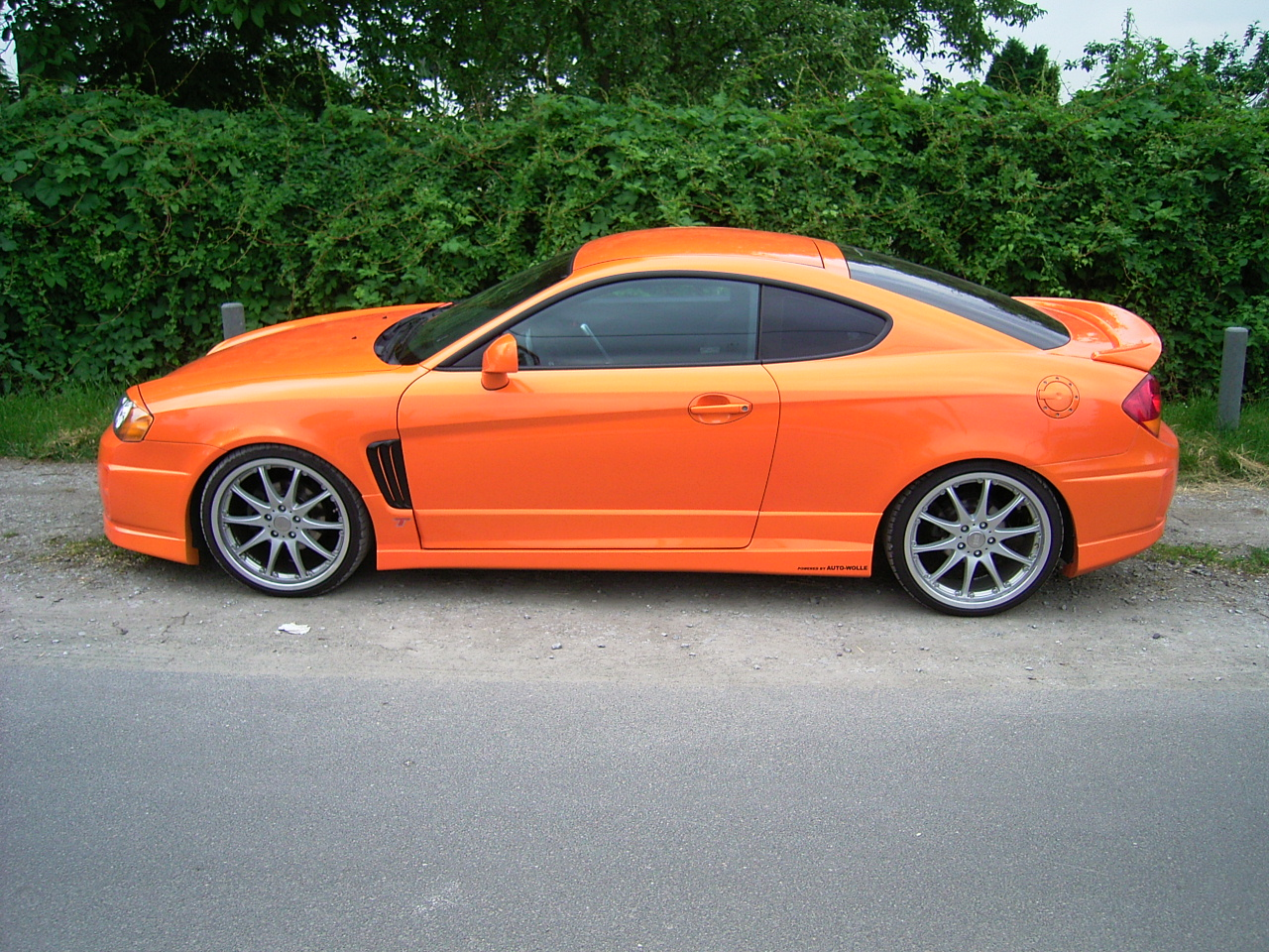 2001 Hyundai Coupe gk pictures information and specs Auto