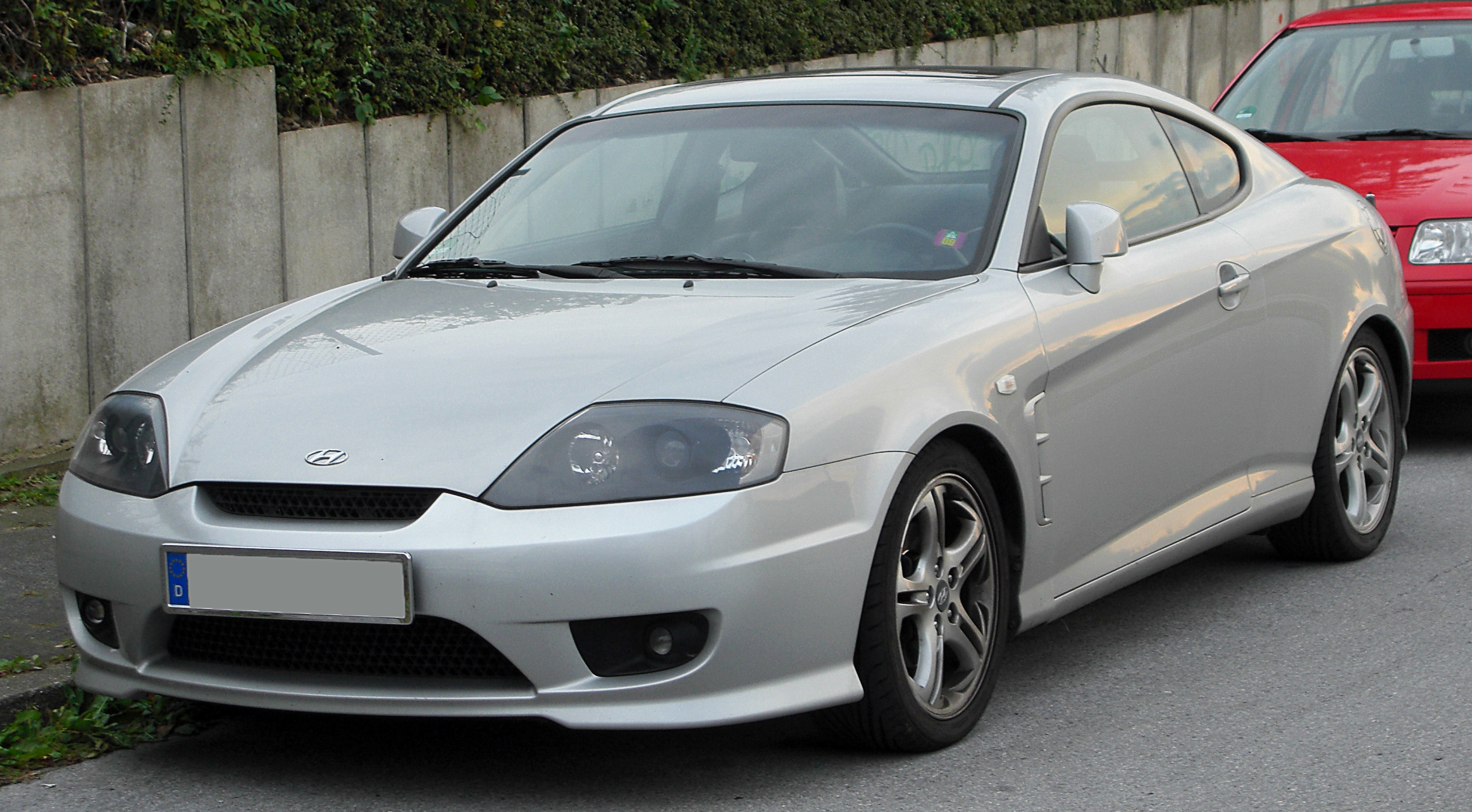 2006 Hyundai Coupe Gk Pictures Information And Specs