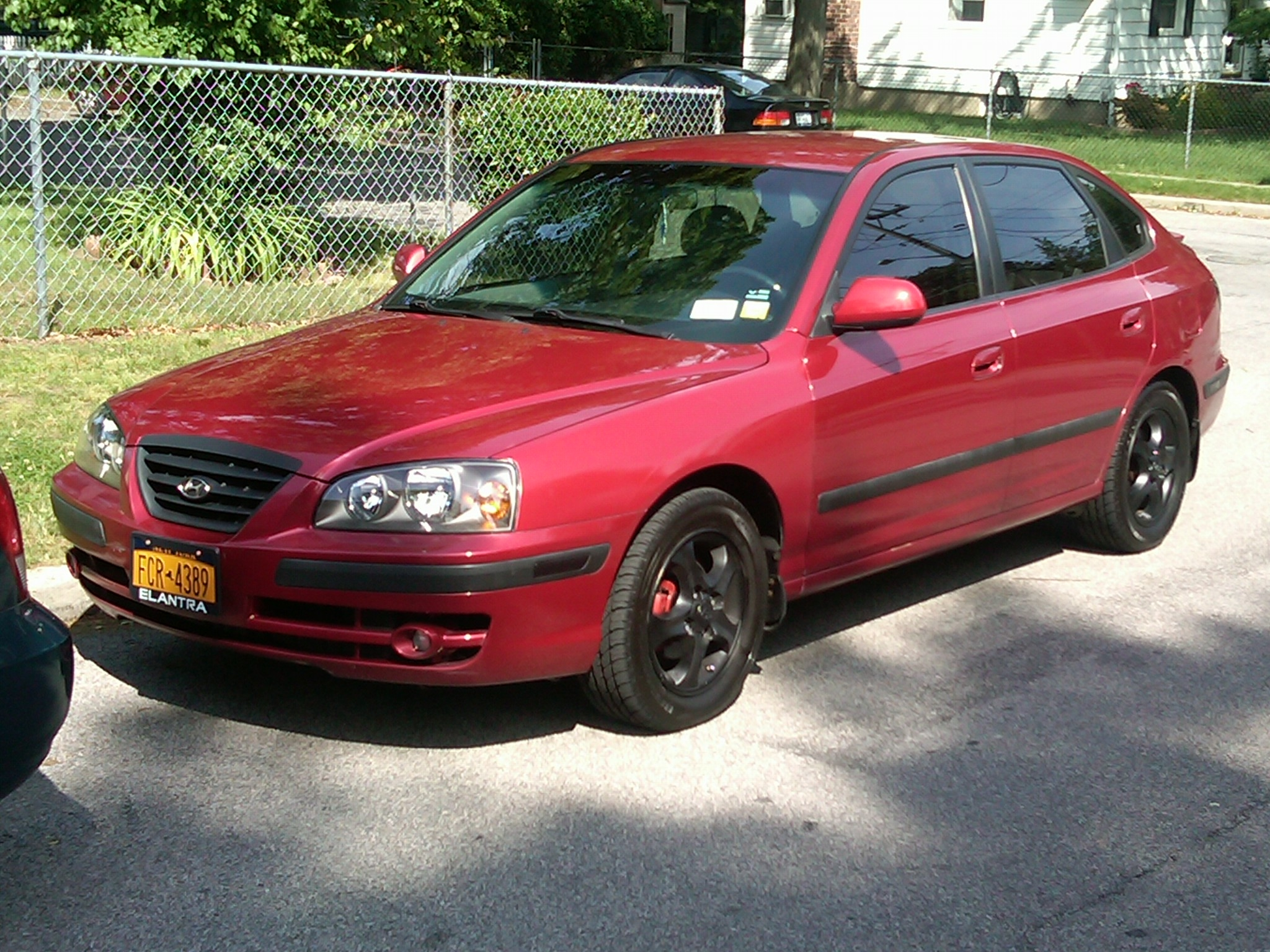 2001 hyundai elantra iii hatchback pictures information and specs auto. Black Bedroom Furniture Sets. Home Design Ideas