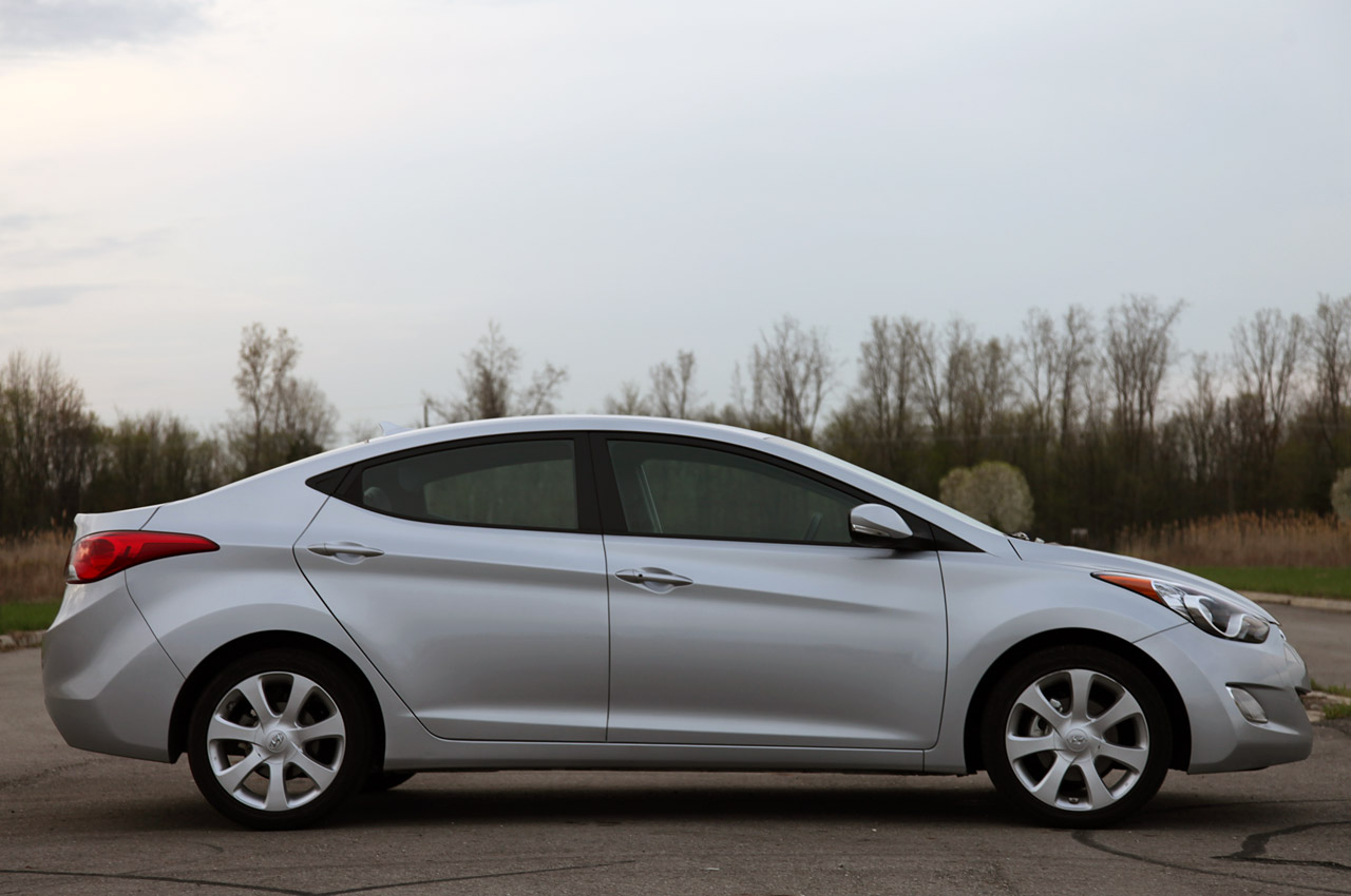 2011 Hyundai Elantra V 5 Pictures Information And