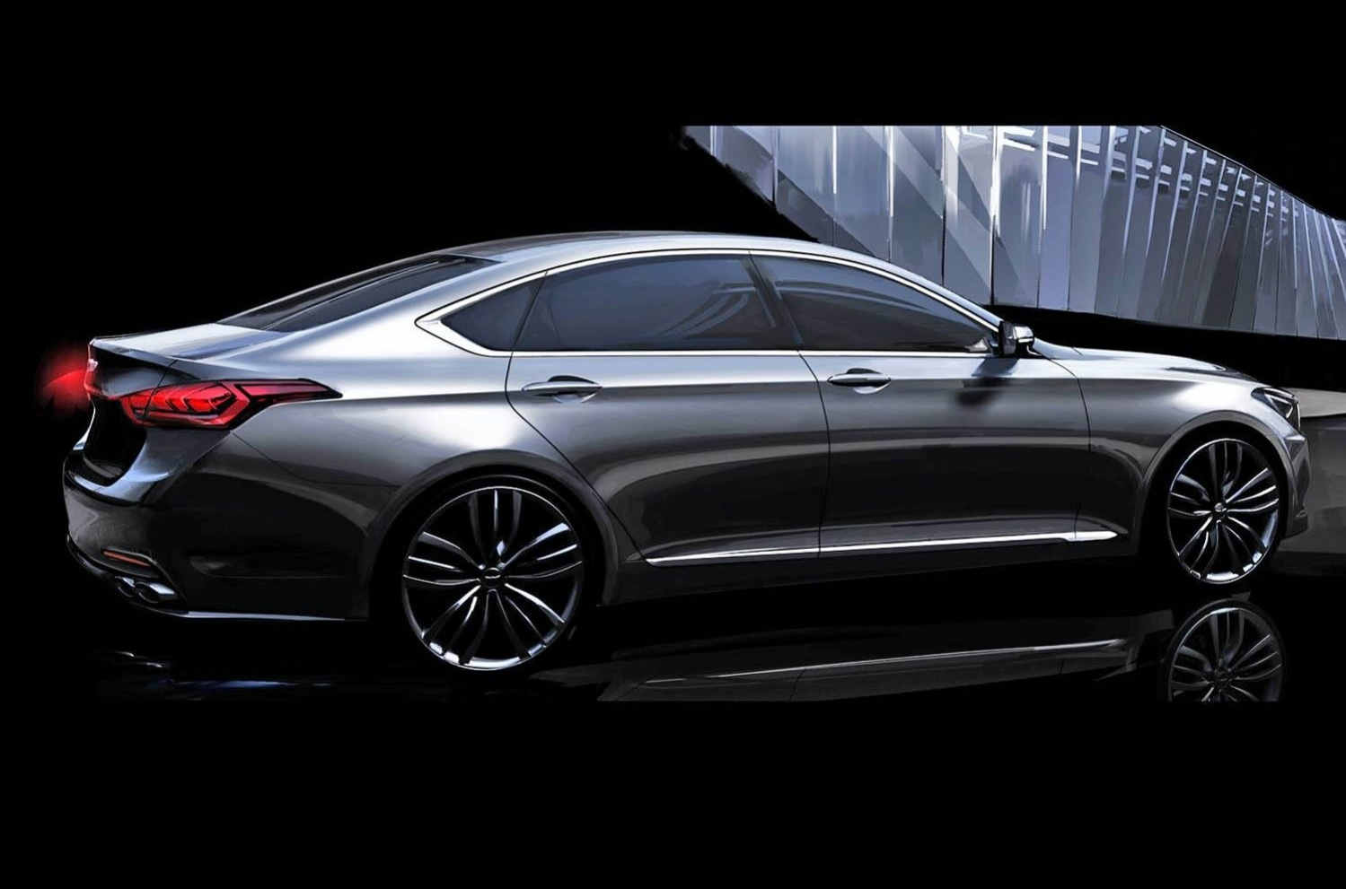 2016 Hyundai Genesis – pictures, information and specs ...