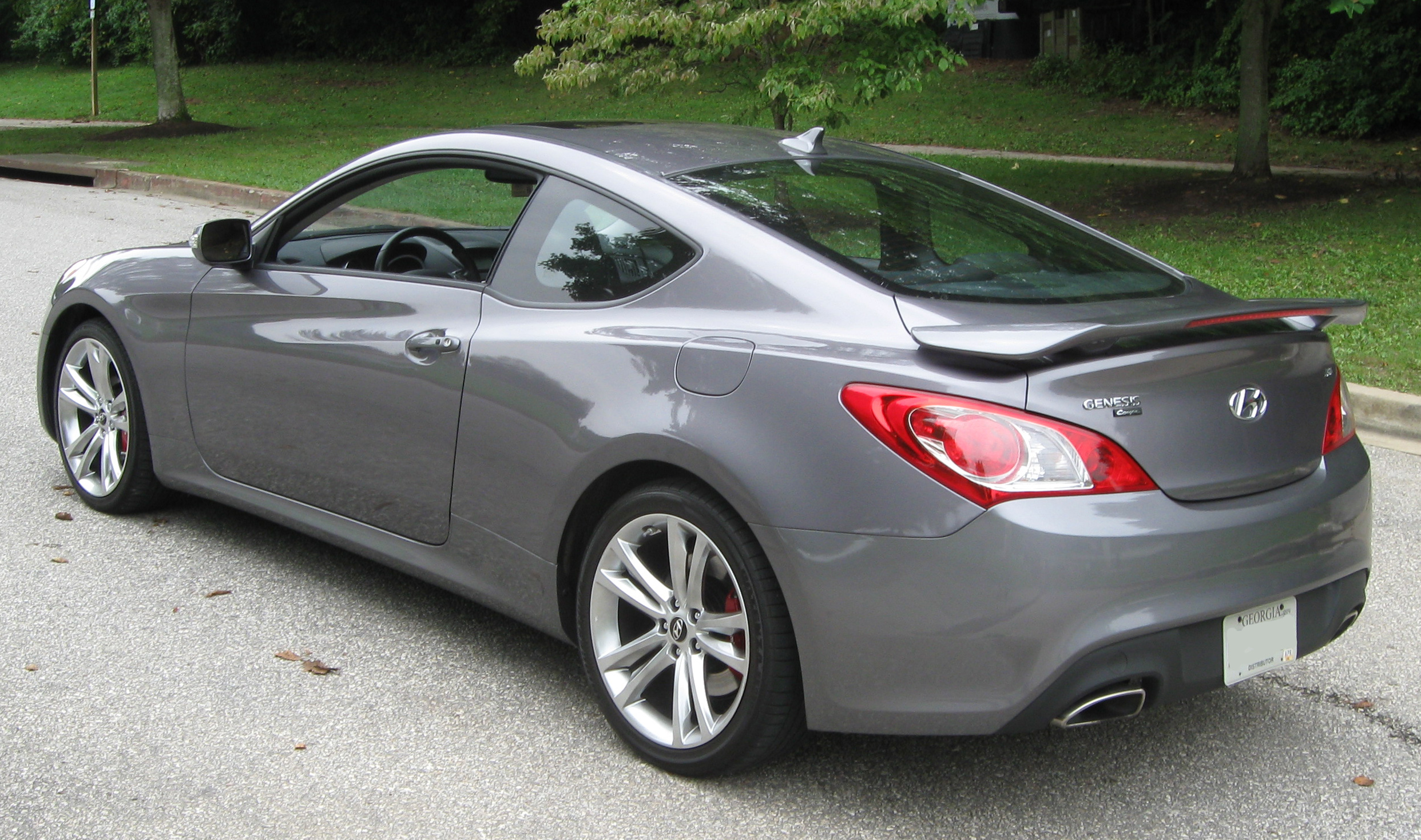 2009 hyundai genesis coupe pictures information and. Black Bedroom Furniture Sets. Home Design Ideas