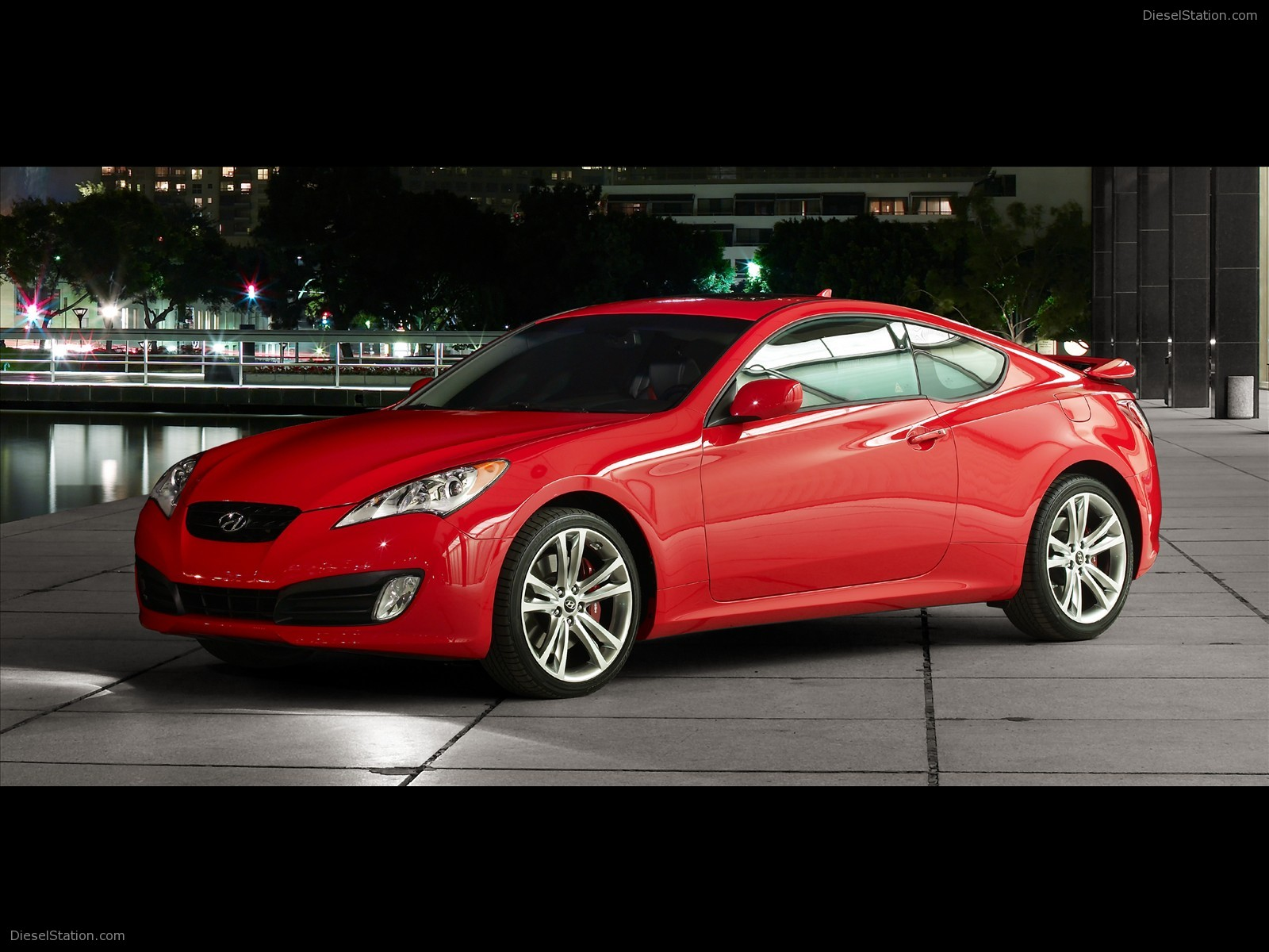 hyundai genesis coupe 2009 pictures