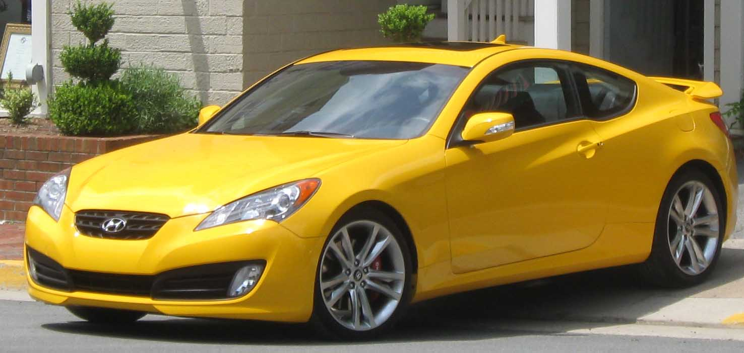 hyundai genesis coupe 2009 wallpaper #13