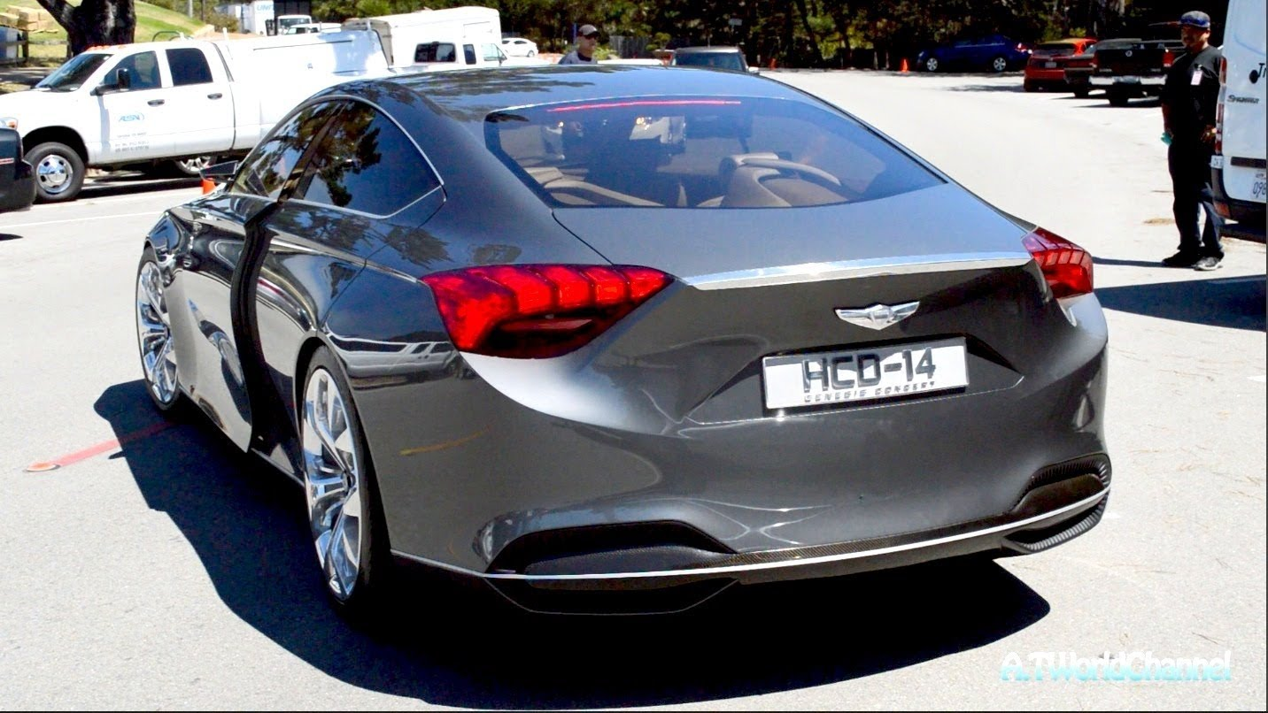 2016 hyundai genesis ii pictures information and specs auto. Black Bedroom Furniture Sets. Home Design Ideas