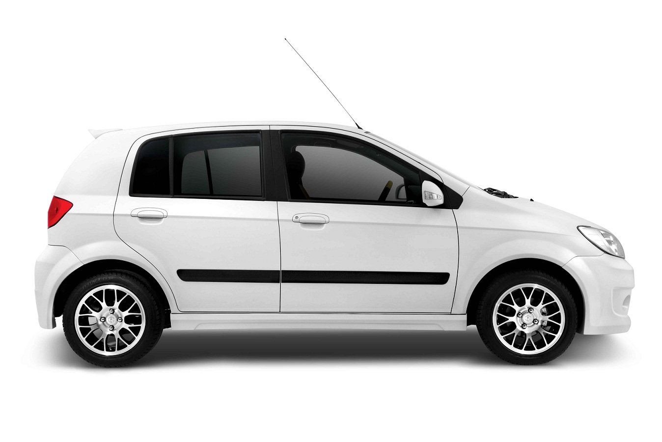 Hyundai Getz – pictures, information and specs - Auto-Database.com