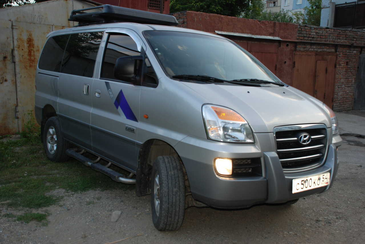 2006 hyundai h 1 starex pictures information and specs. Black Bedroom Furniture Sets. Home Design Ideas