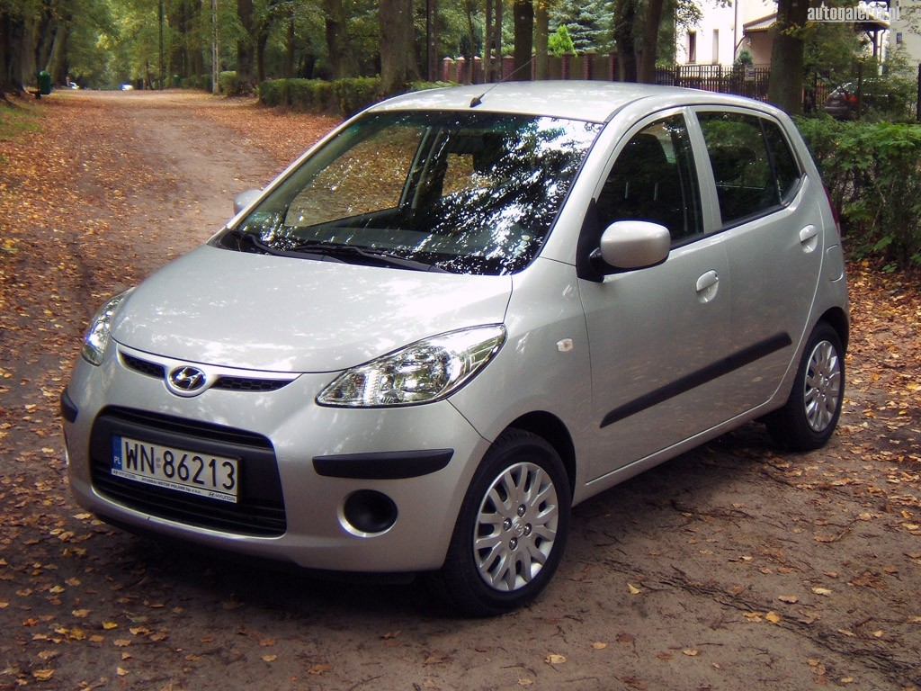 2008 hyundai i10 pictures information and specs auto. Black Bedroom Furniture Sets. Home Design Ideas