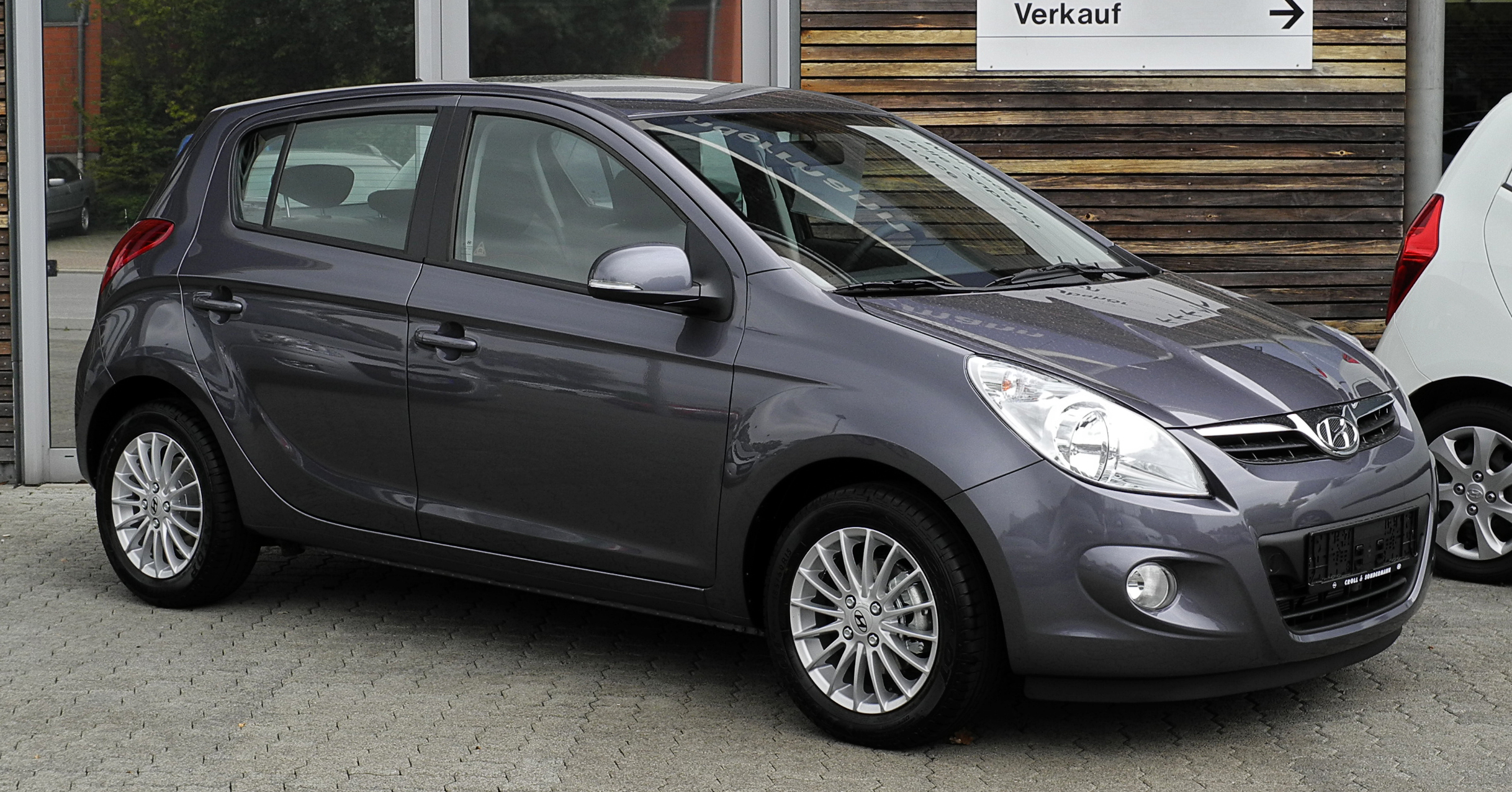 2011 Hyundai I20 Pictures Information And Specs Auto