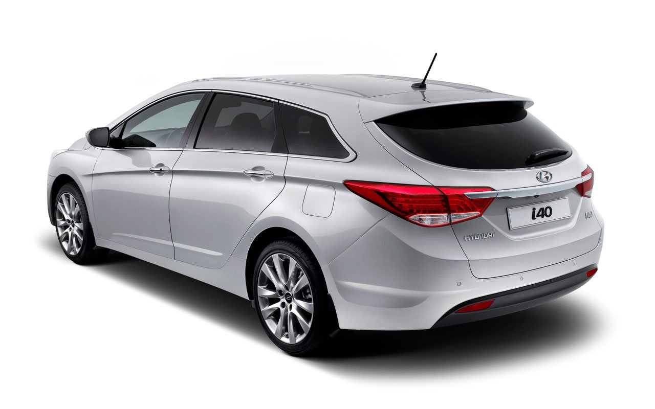 2014 Hyundai I40 Pictures Information And Specs Auto