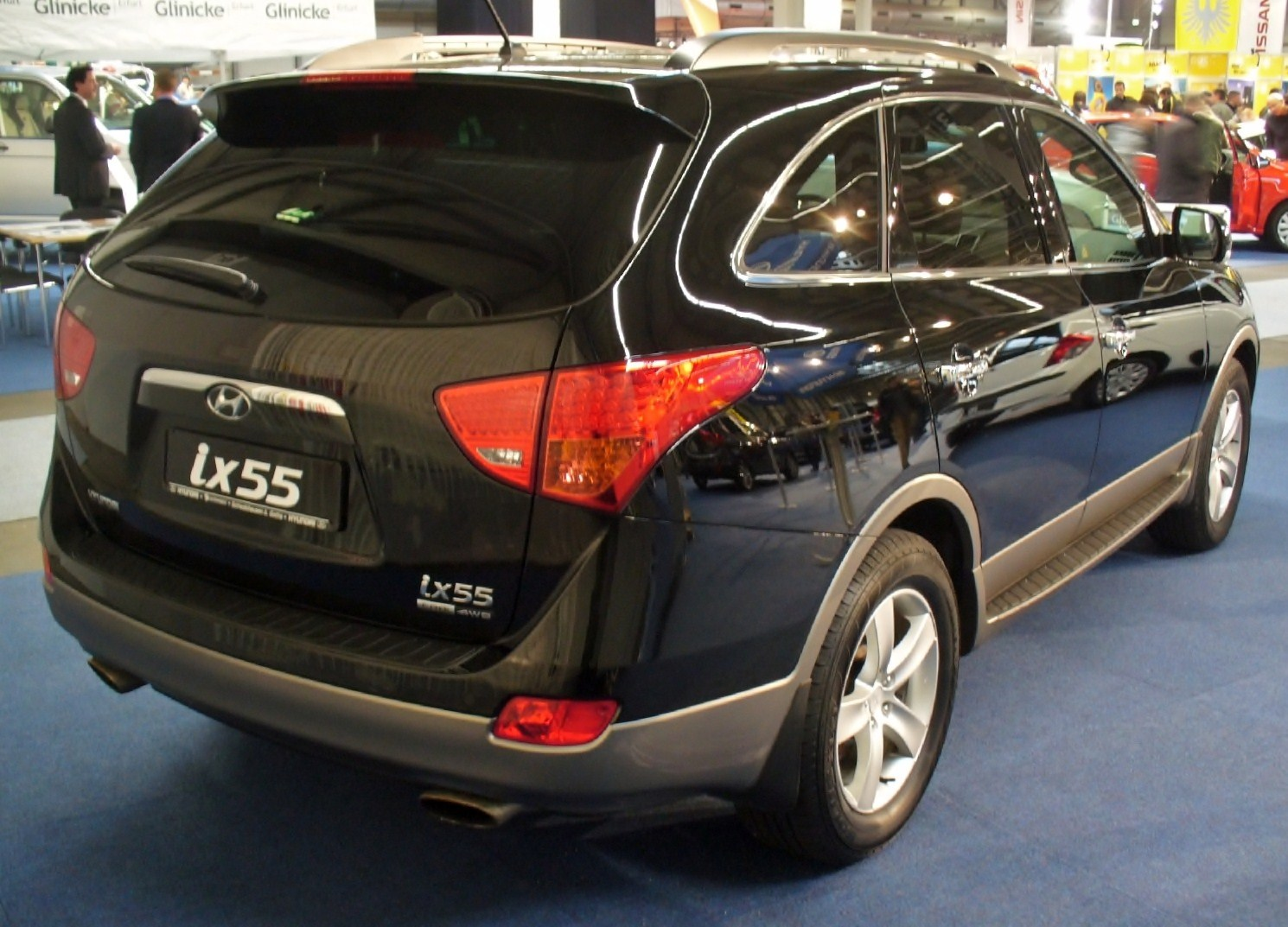 2015 hyundai ix55 pictures information and specs auto. Black Bedroom Furniture Sets. Home Design Ideas