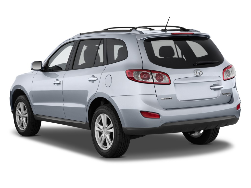 2011 Hyundai Santa Fe Ii Pictures Information And Specs