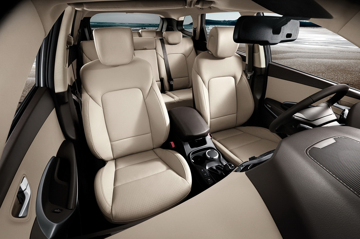 2016 hyundai santa fe ii pictures information and specs - Santa fe hyundai interior pictures ...