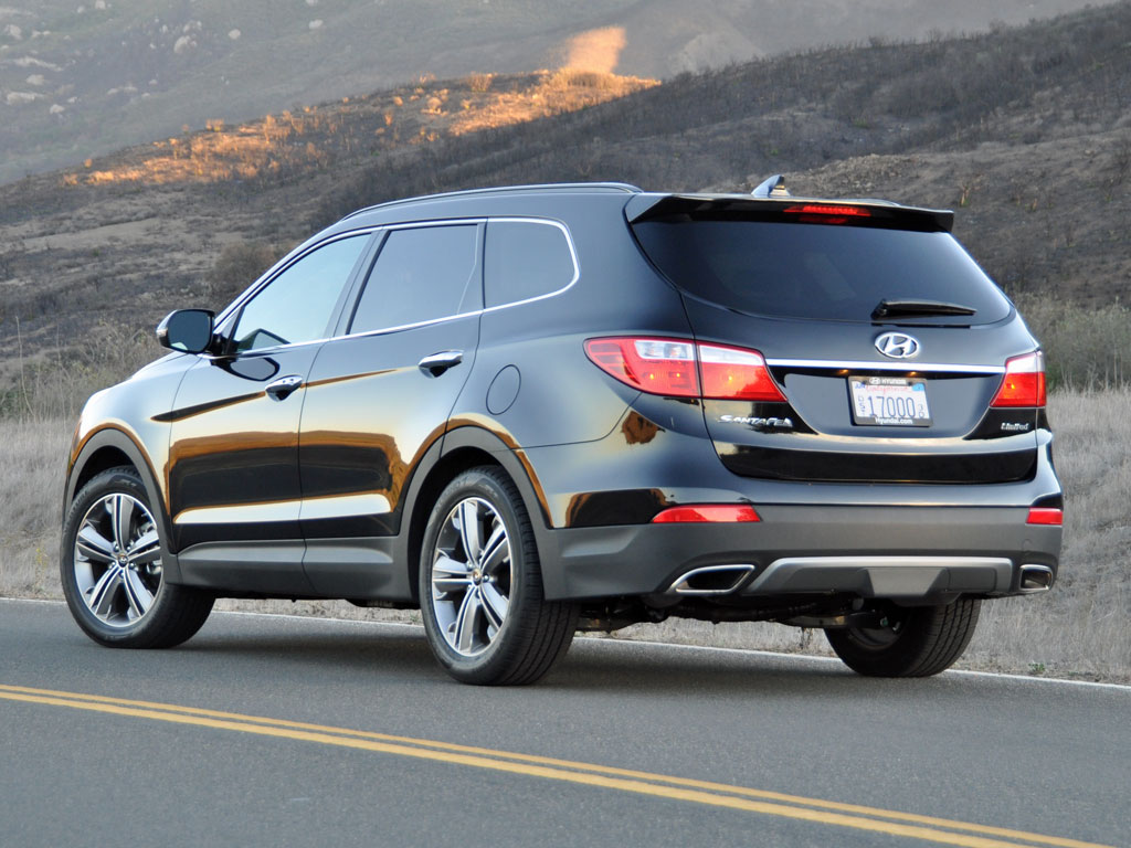 2013 Hyundai Santa Fe Iii Pictures Information And Specs Auto Engine Diagram Images 10
