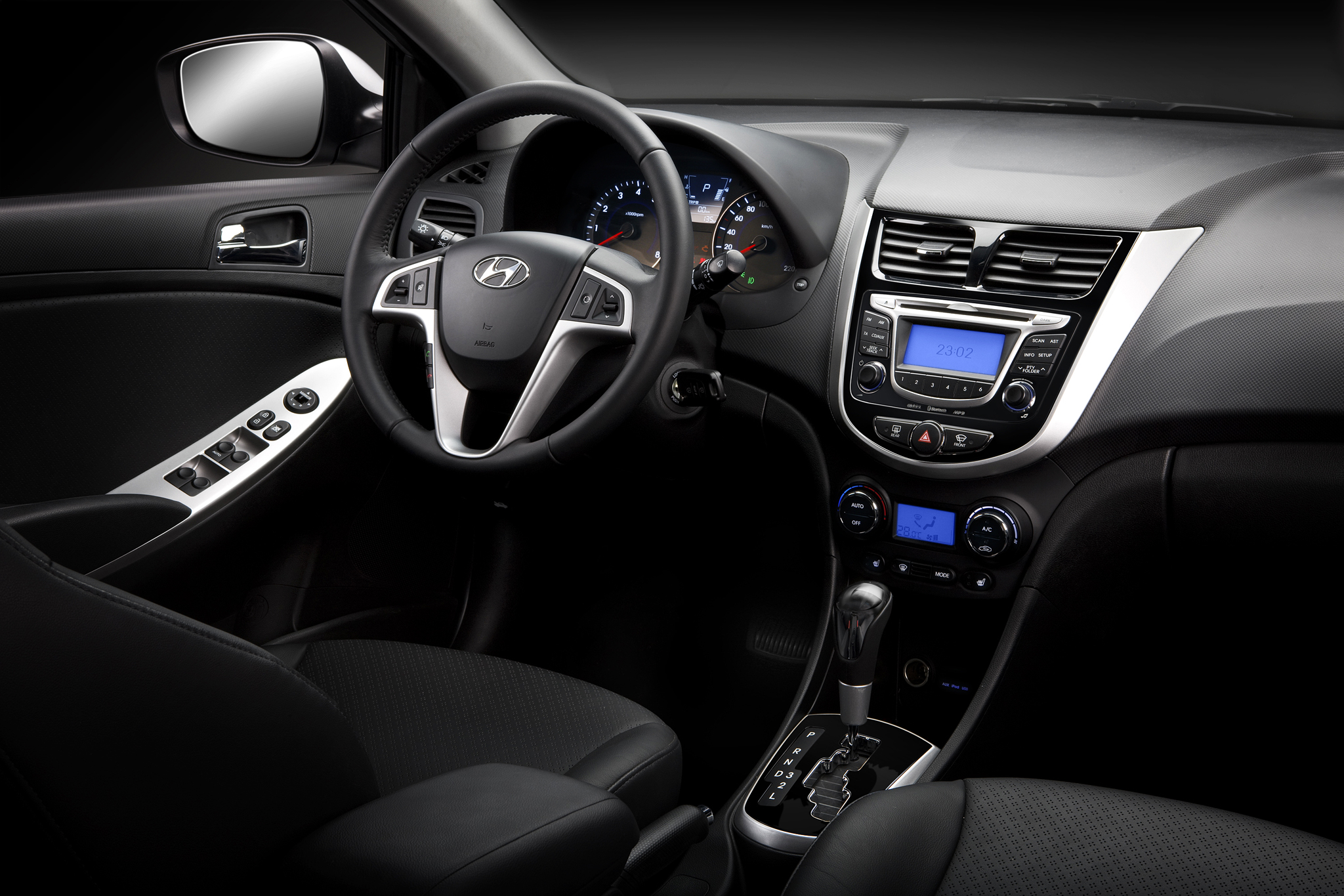 2011 Hyundai Solaris Hatchback Pictures Information And