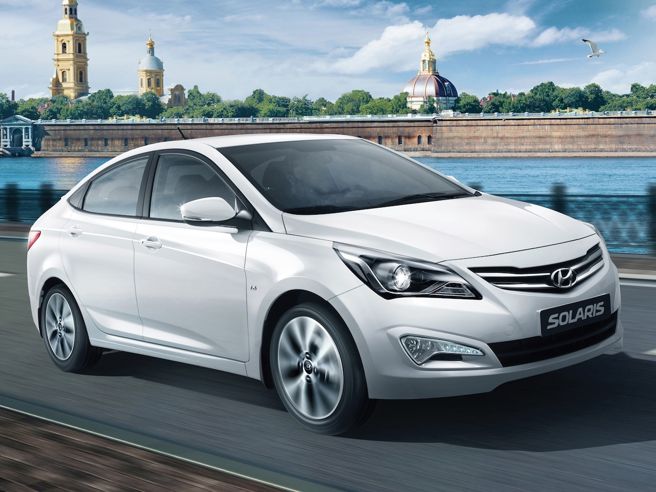 hyundai solaris sedan 2012