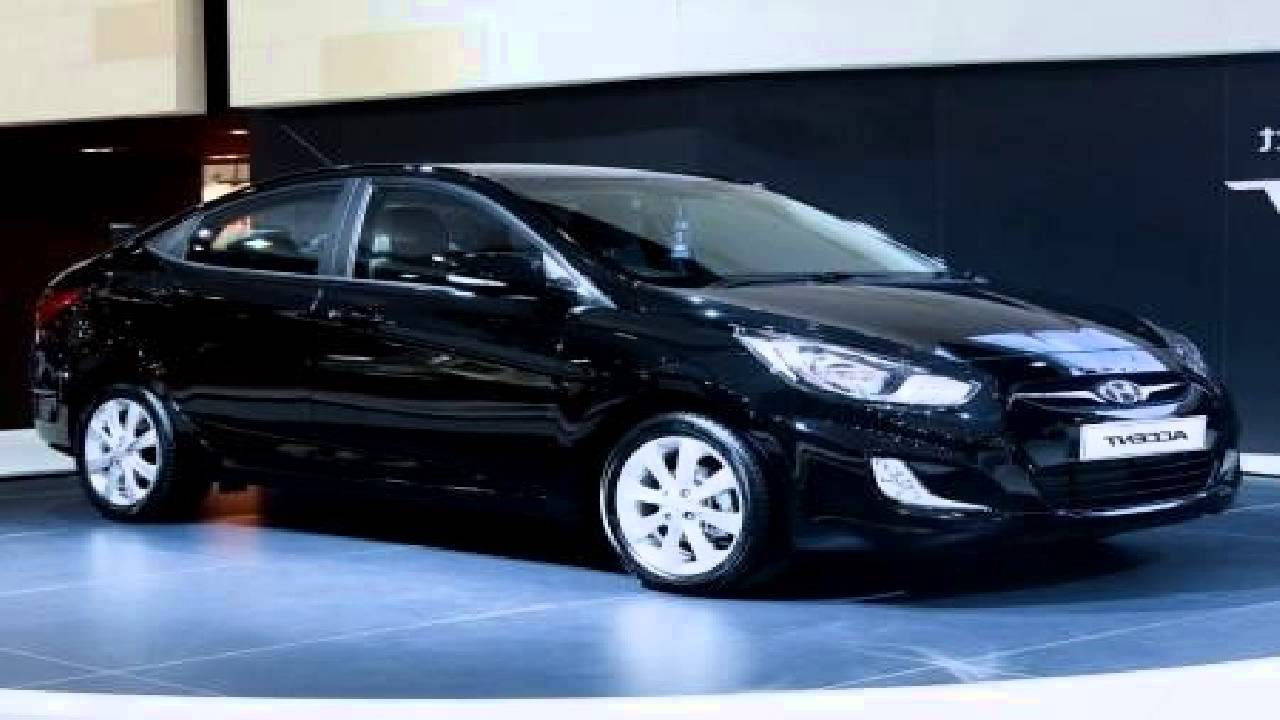hyundai solaris sedan 2012 models