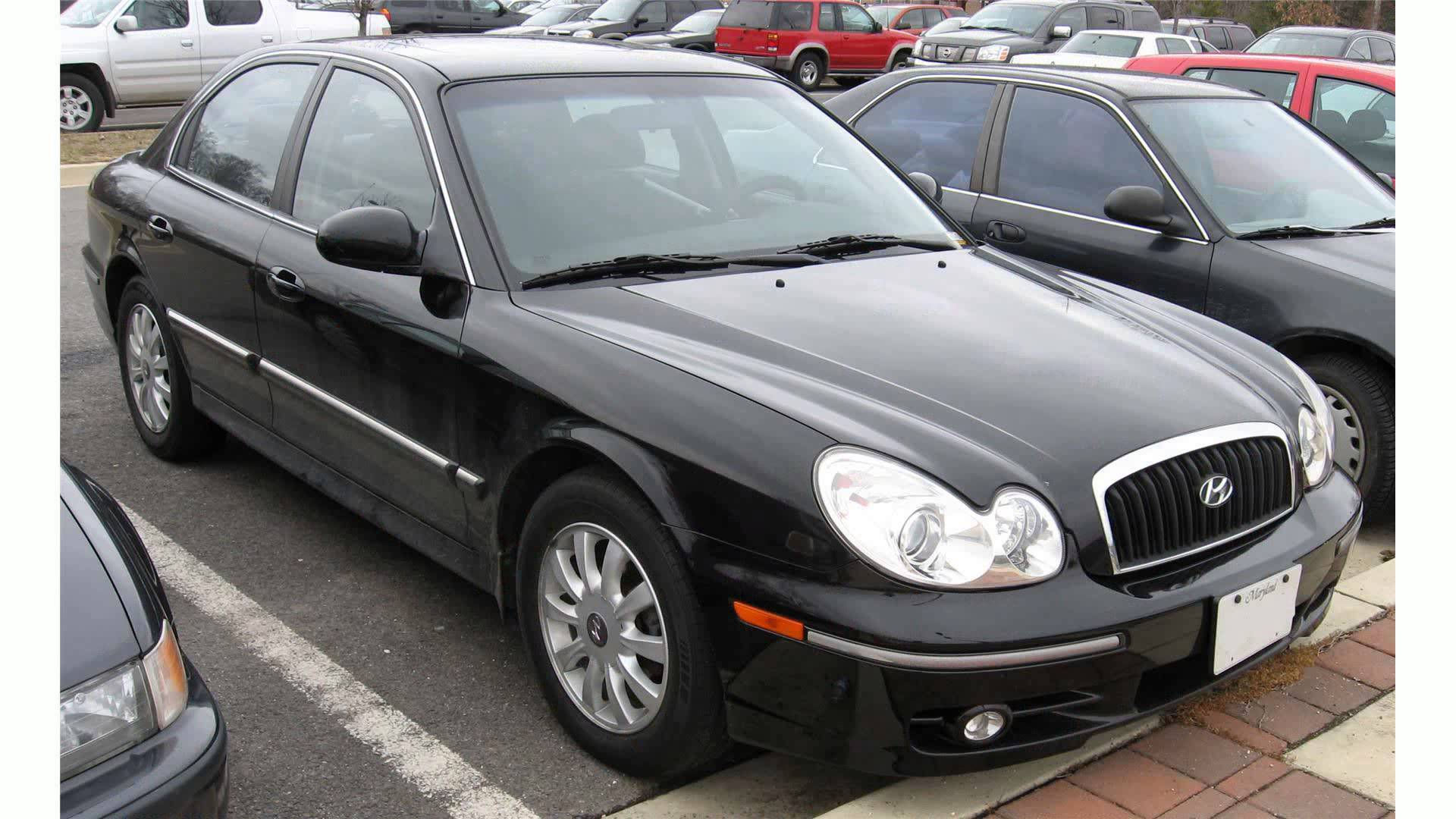 2004 Hyundai Sonata v – pictures, information and specs ...