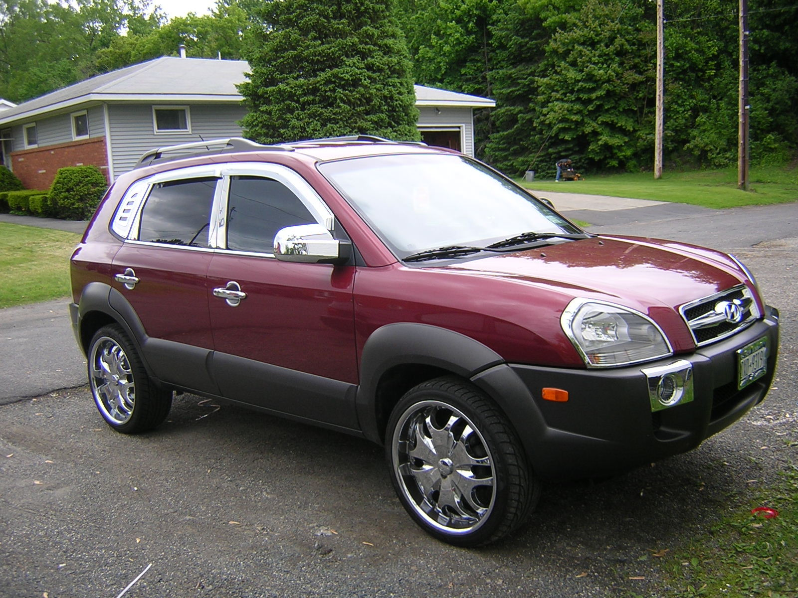 2006 hyundai tucson pictures information and specs auto. Black Bedroom Furniture Sets. Home Design Ideas