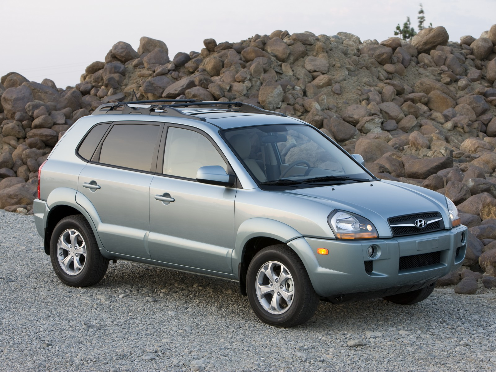 2009 Hyundai Tucson Ii Pictures Information And Specs